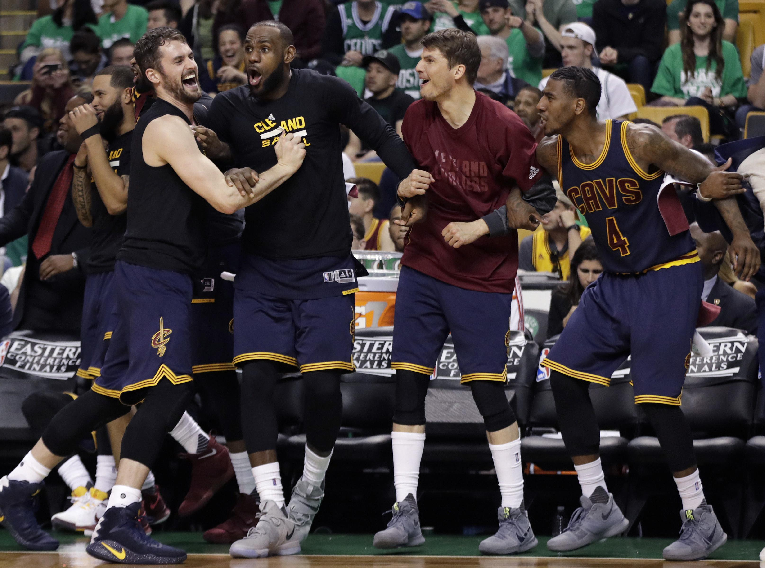 5fed20803b8 Why the Cleveland Cavaliers will win the NBA Finals