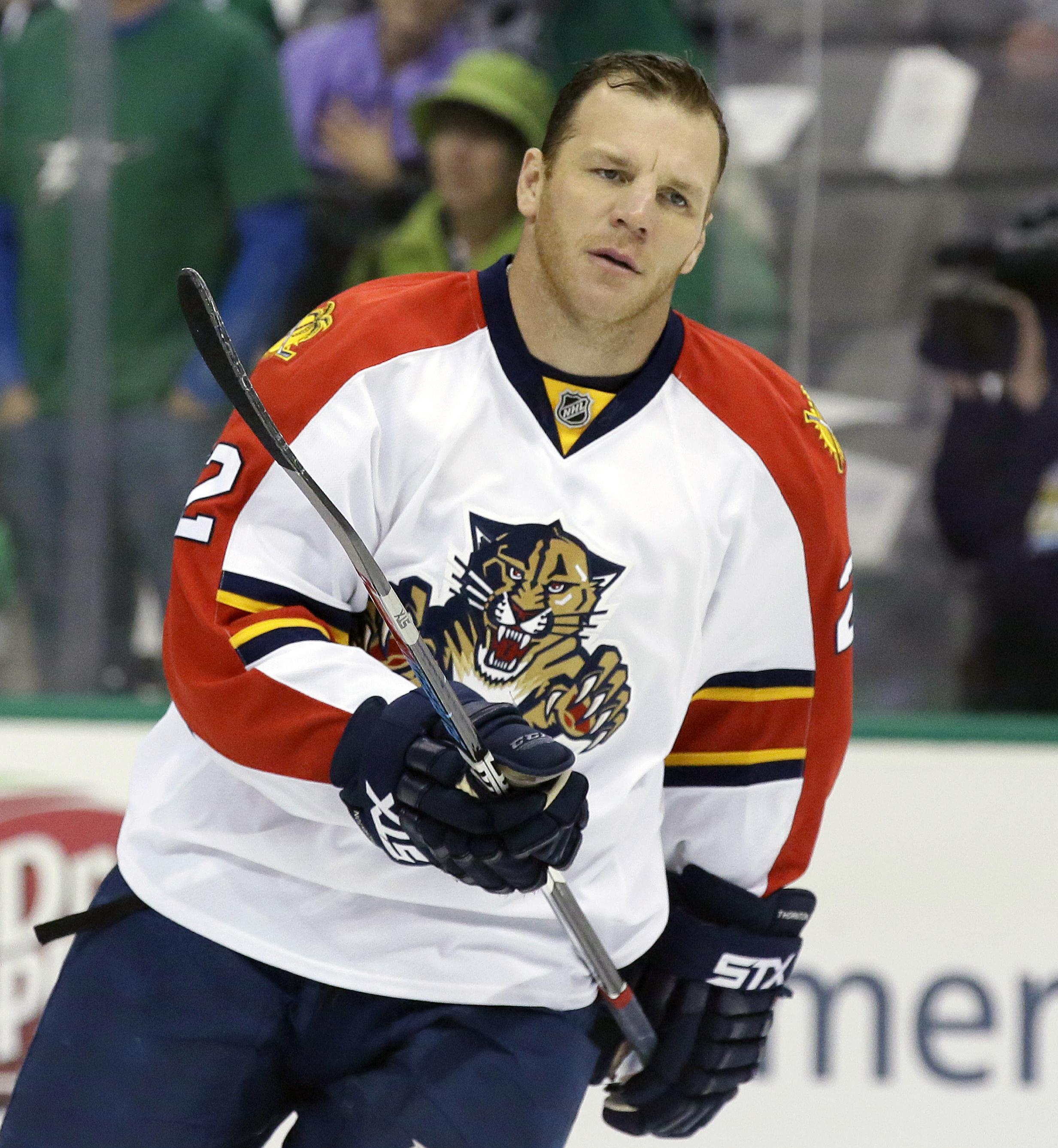 6214bb78784 Shawn Thornton hired as Florida Panthers' business executive