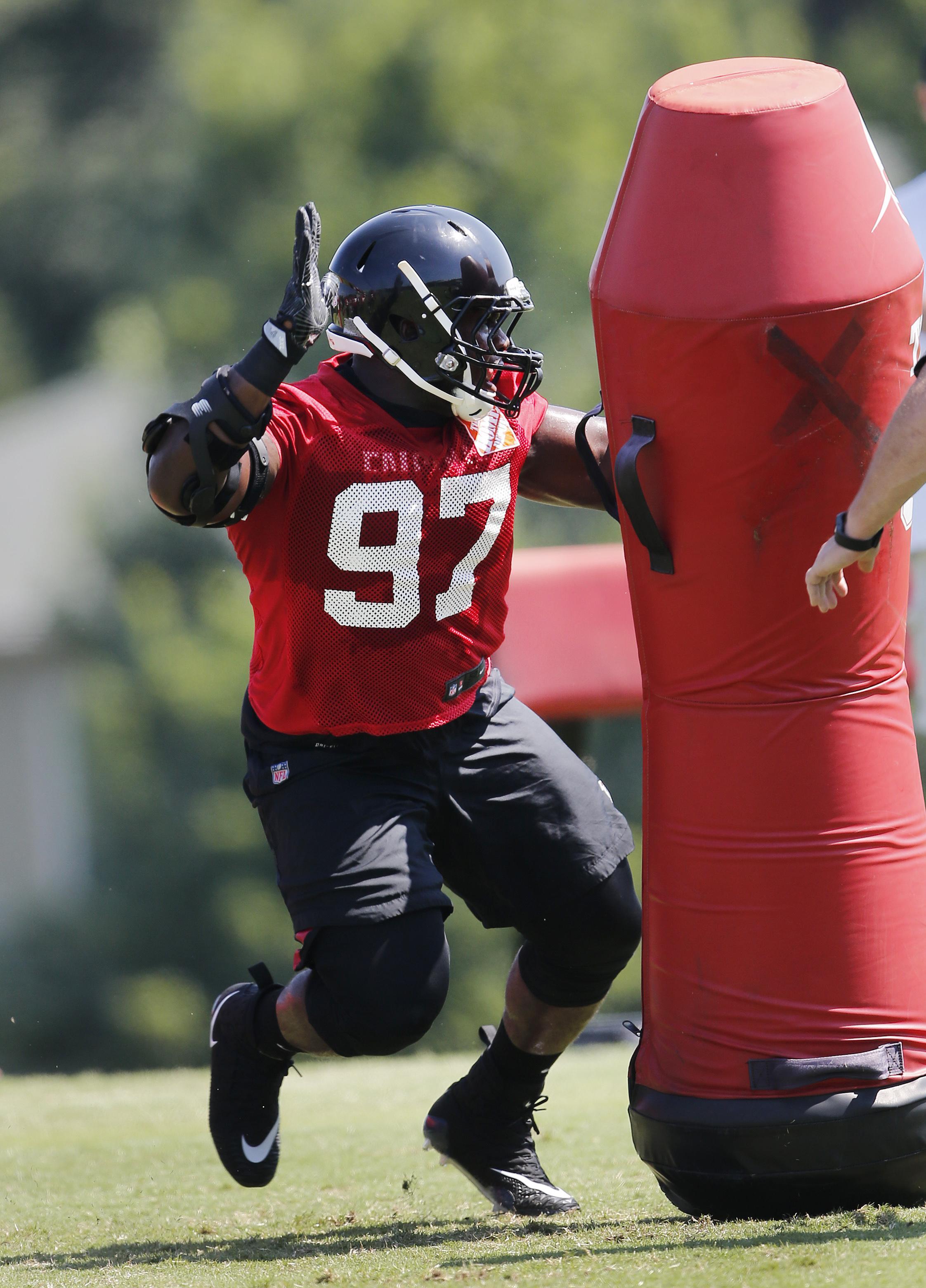 Falcons Grady Jarrett wants to build off 3 sacks in Super Bowl