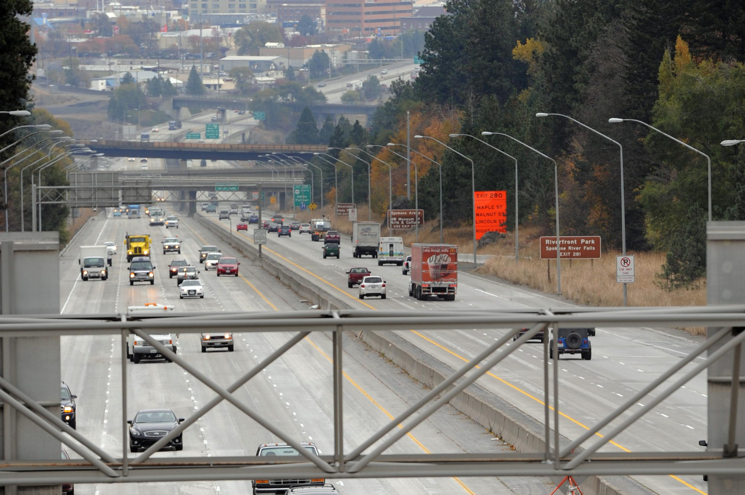 Getting There: Additional damage found in areas of I-90
