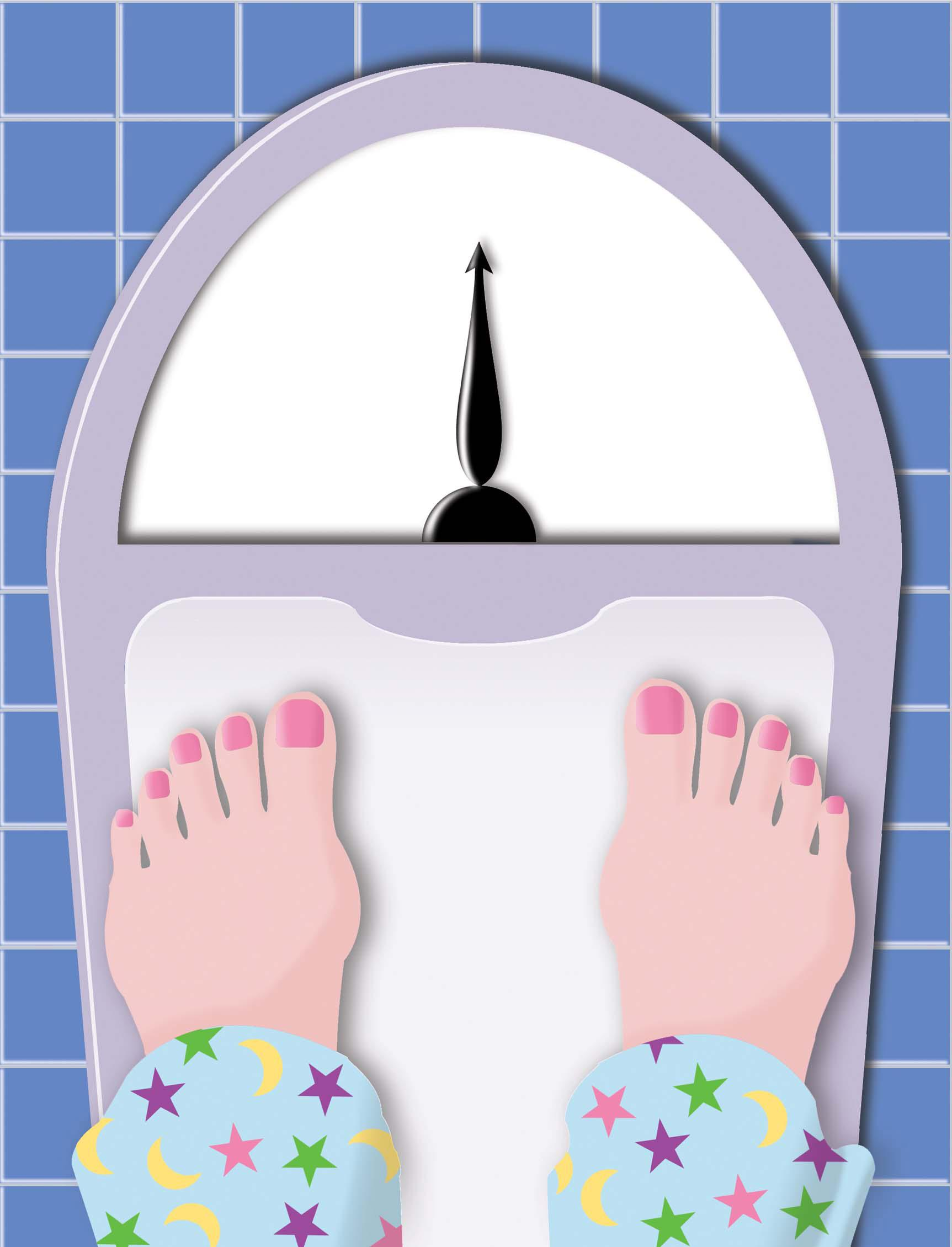 Image result for weight loss cartoon scale