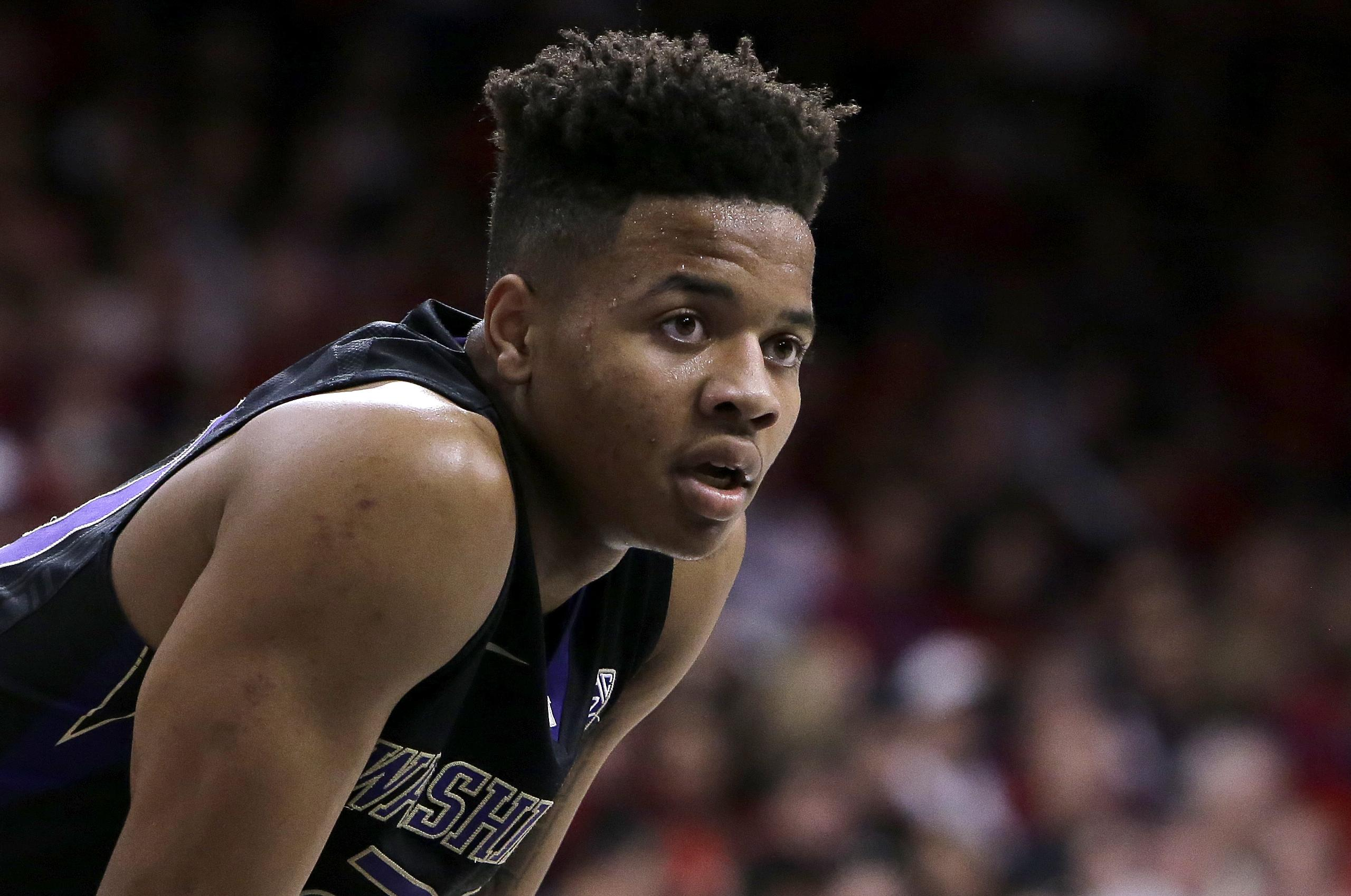 e4f1632427b 1 pick Markelle Fultz was one of 11 freshman taken in the lottery portion
