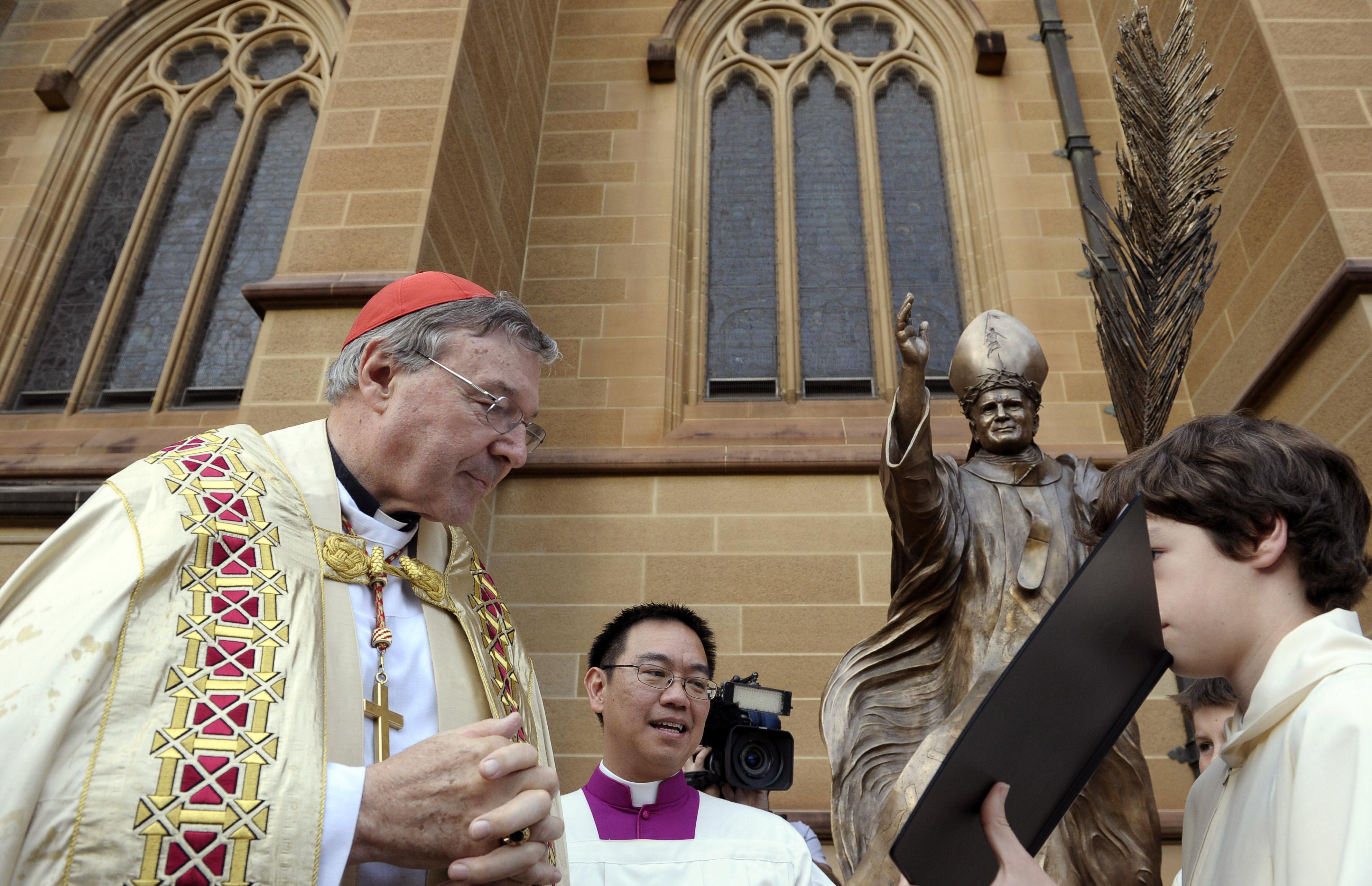 Sex in the vatican