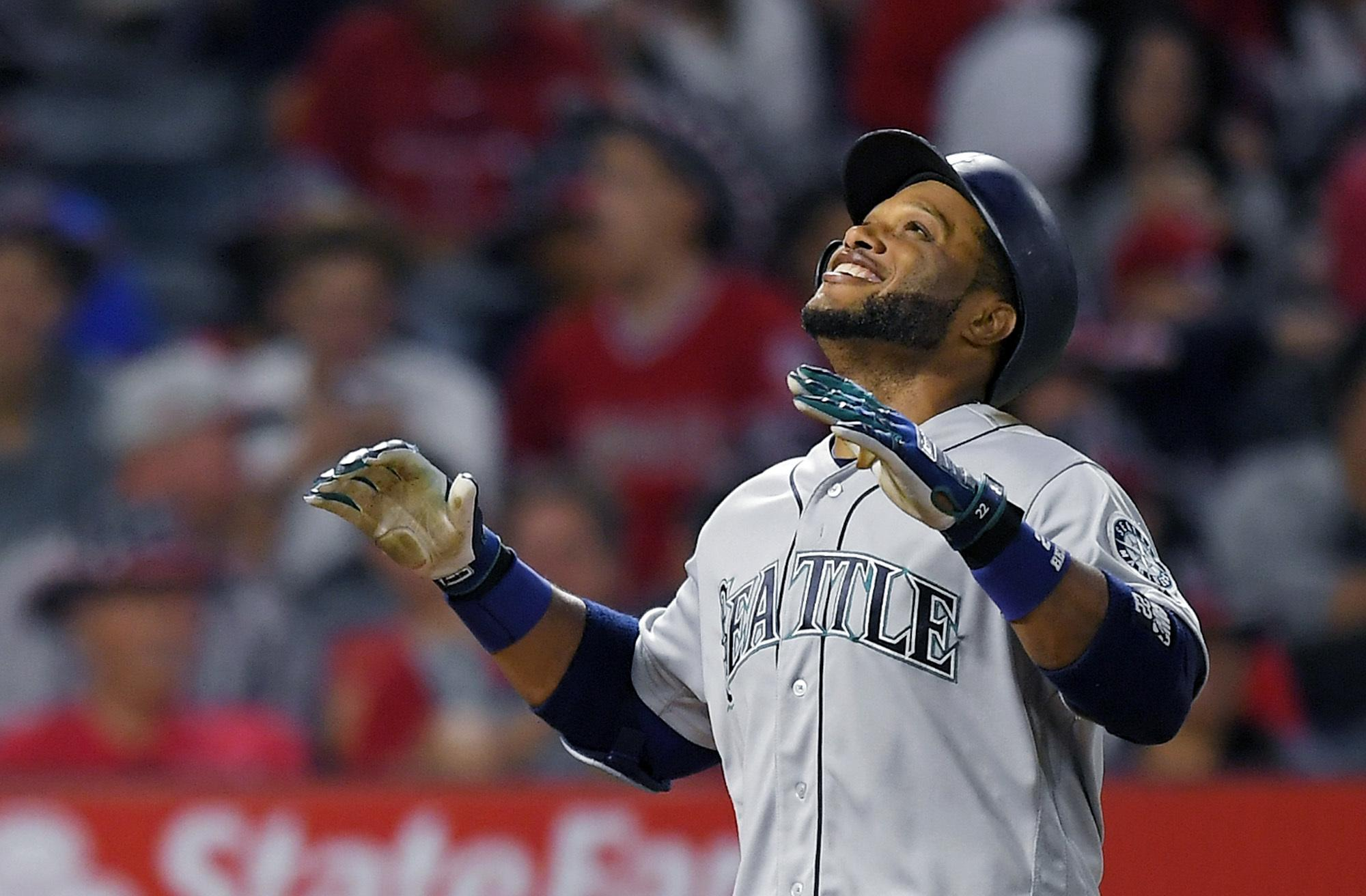 Mariners Log: M's pound Angels, snap skid at four   The