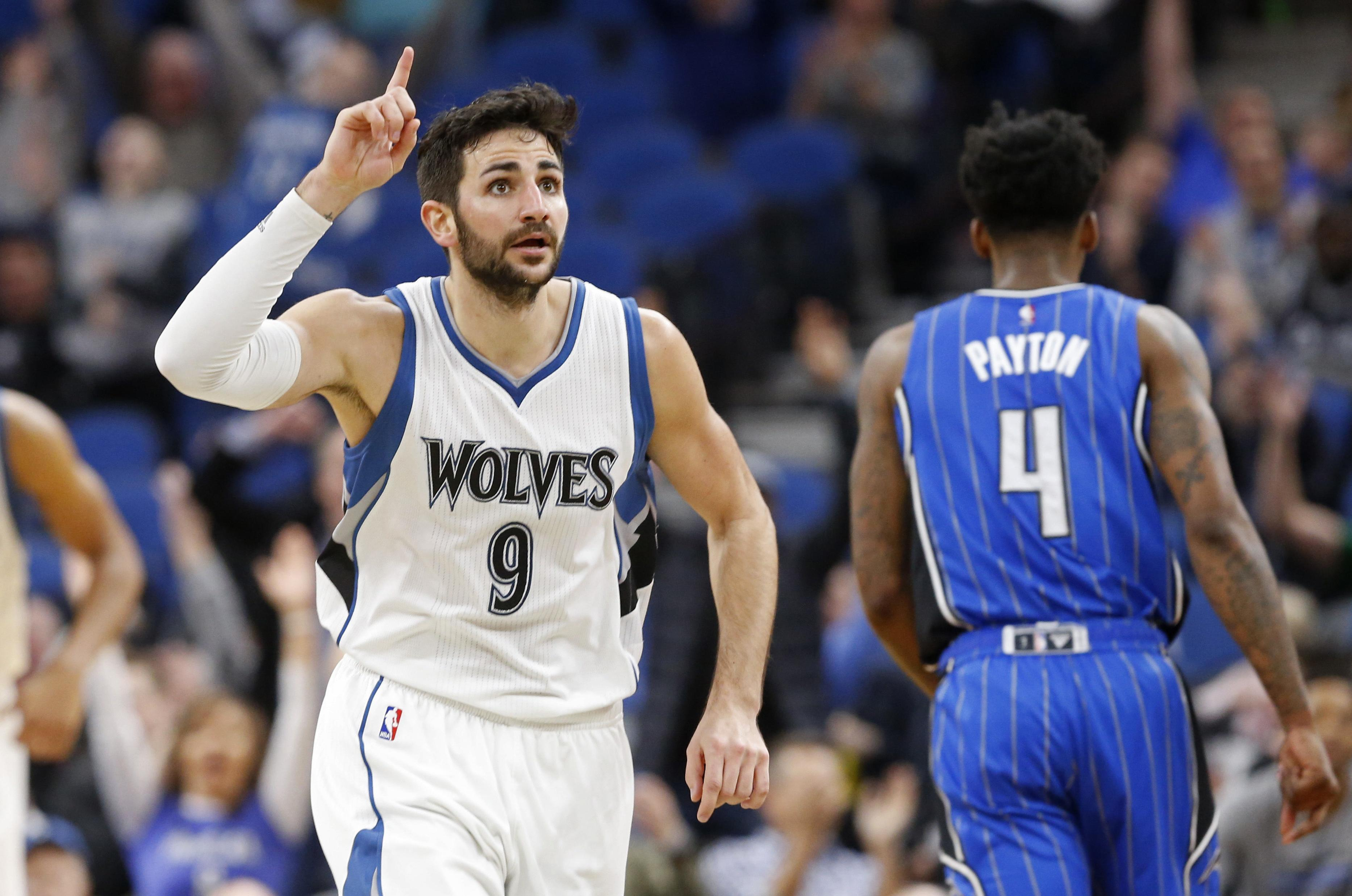 e5811002565 The Utah Jazz appear to be hoping that Ricky Rubio is the type of talent  that