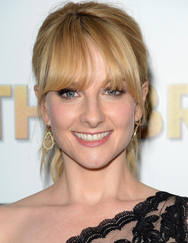 Melissa Rauch Without Makeup Makeup Vidalondon