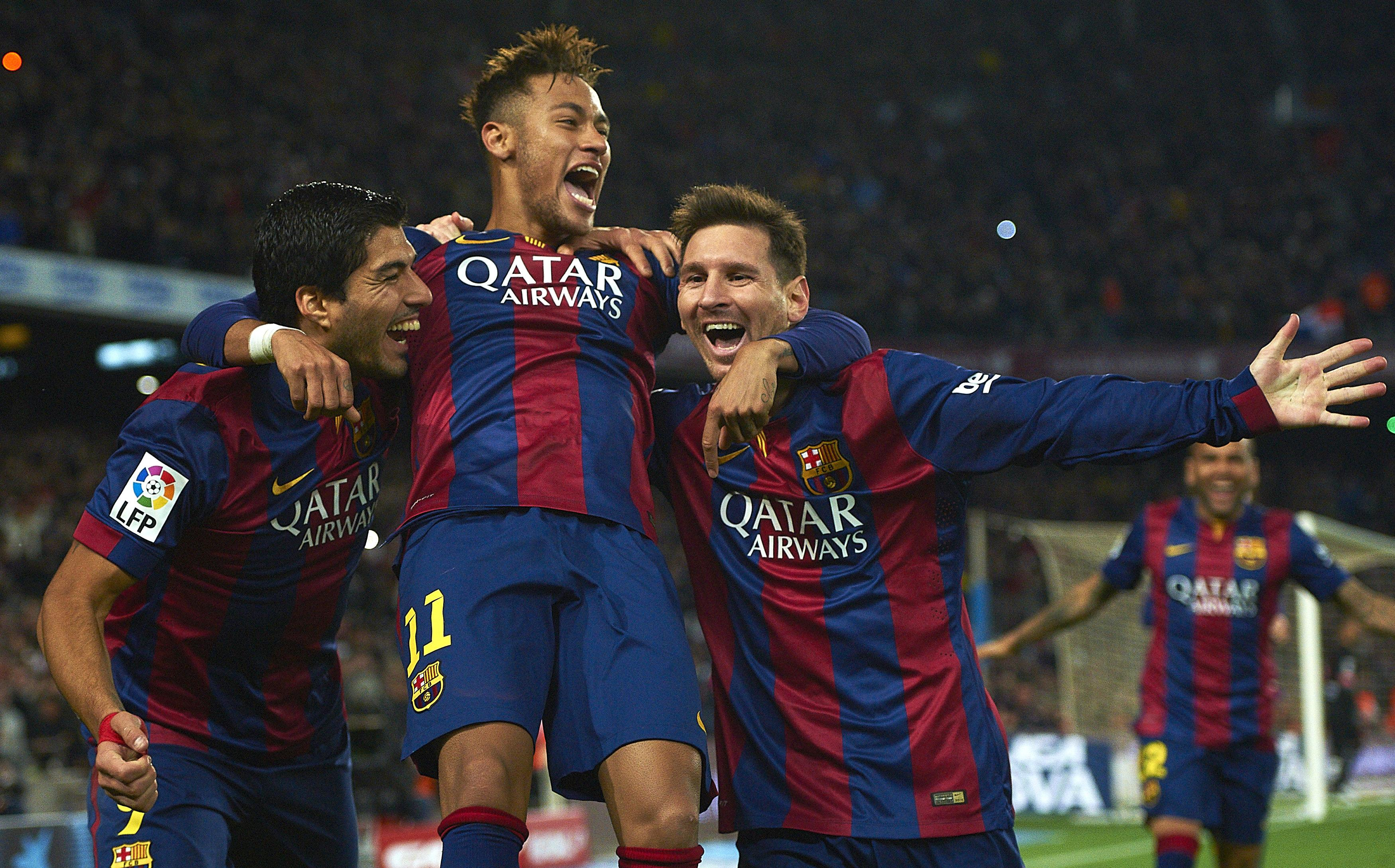 63167a46a5b Neymar leaves Barcelona without its heir to Lionel Messi
