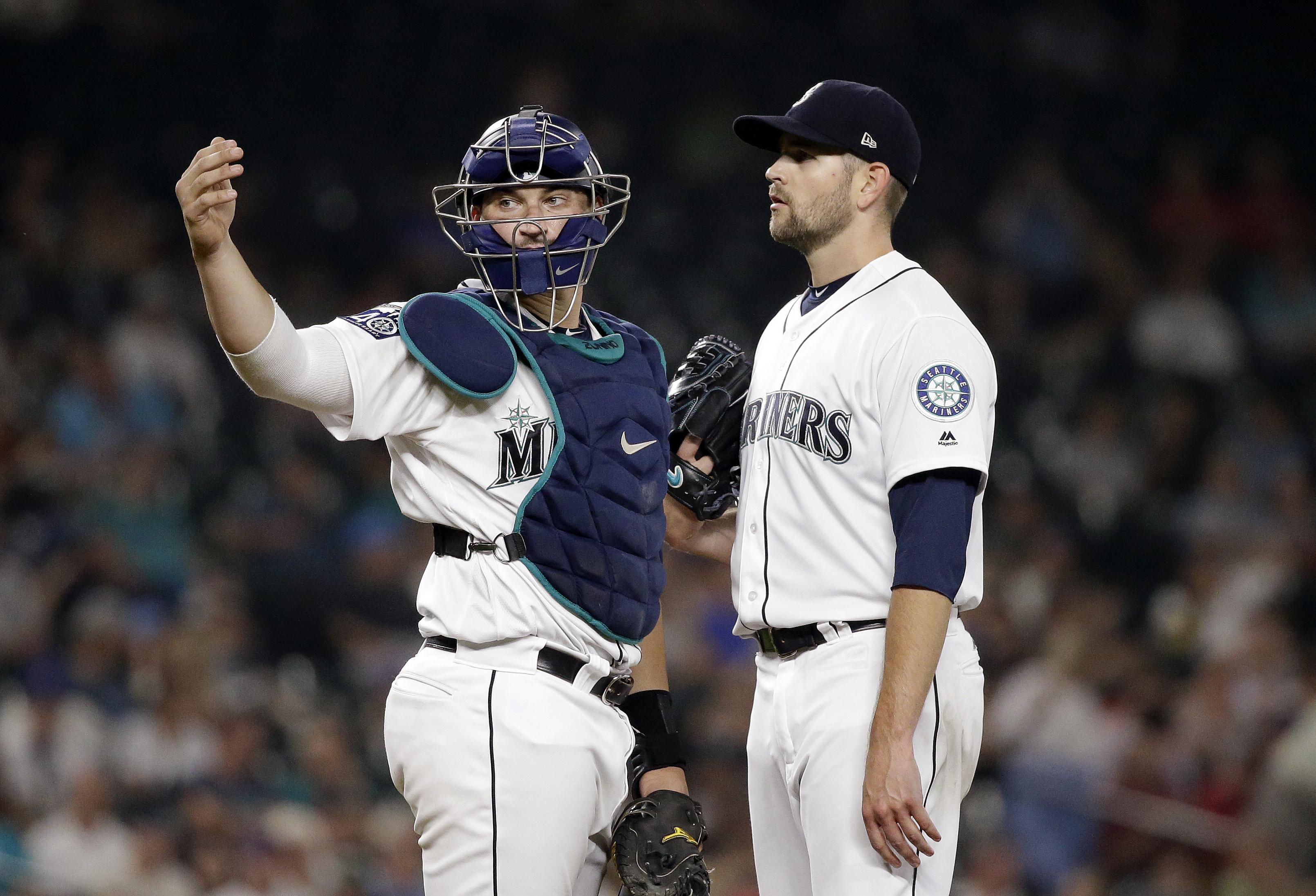 size 40 c9884 35cb7 Mariners Pregame: James Paxton back on the hill, lineups and ...