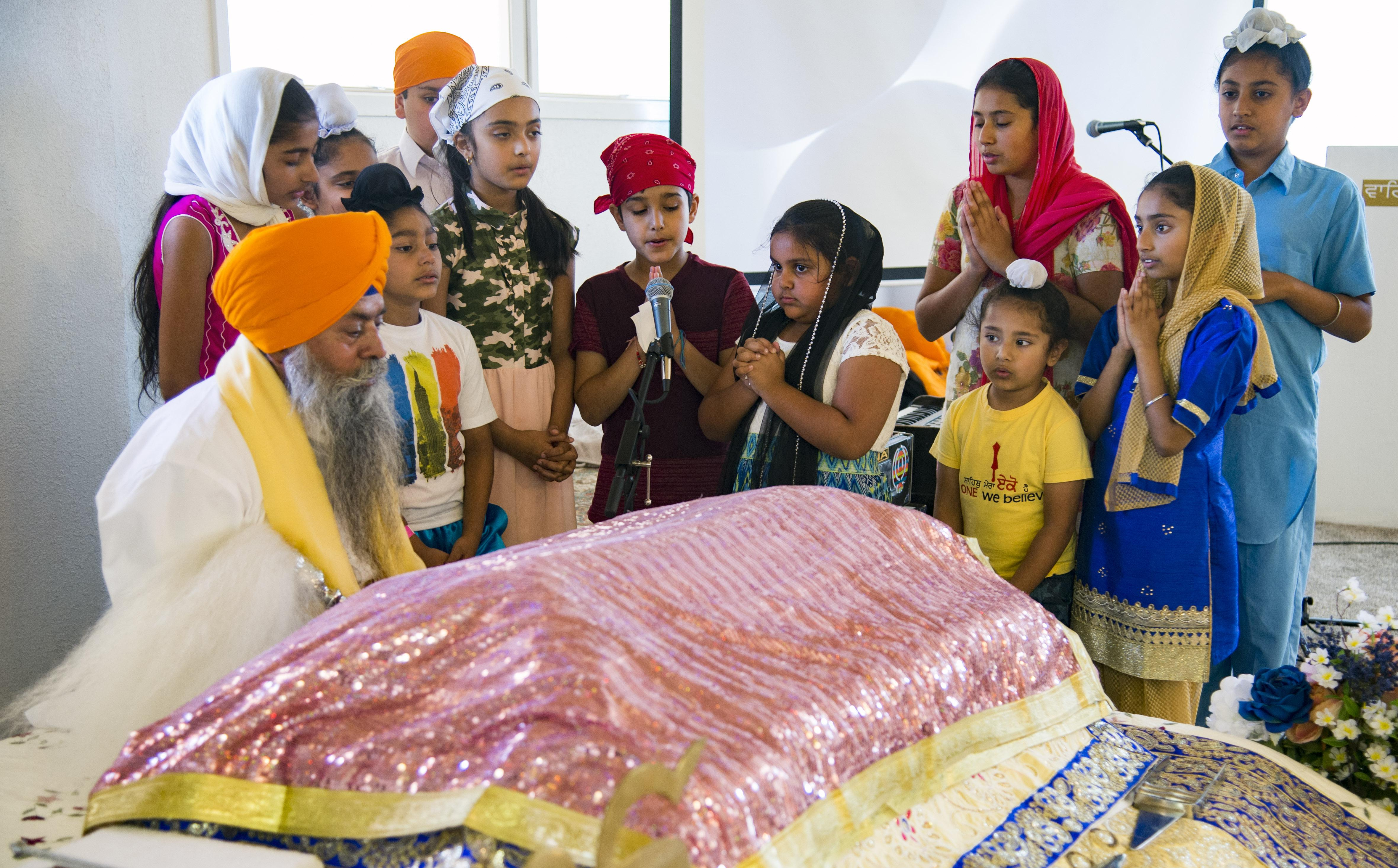 second sikh temple opens in spokane valley the spokesman review