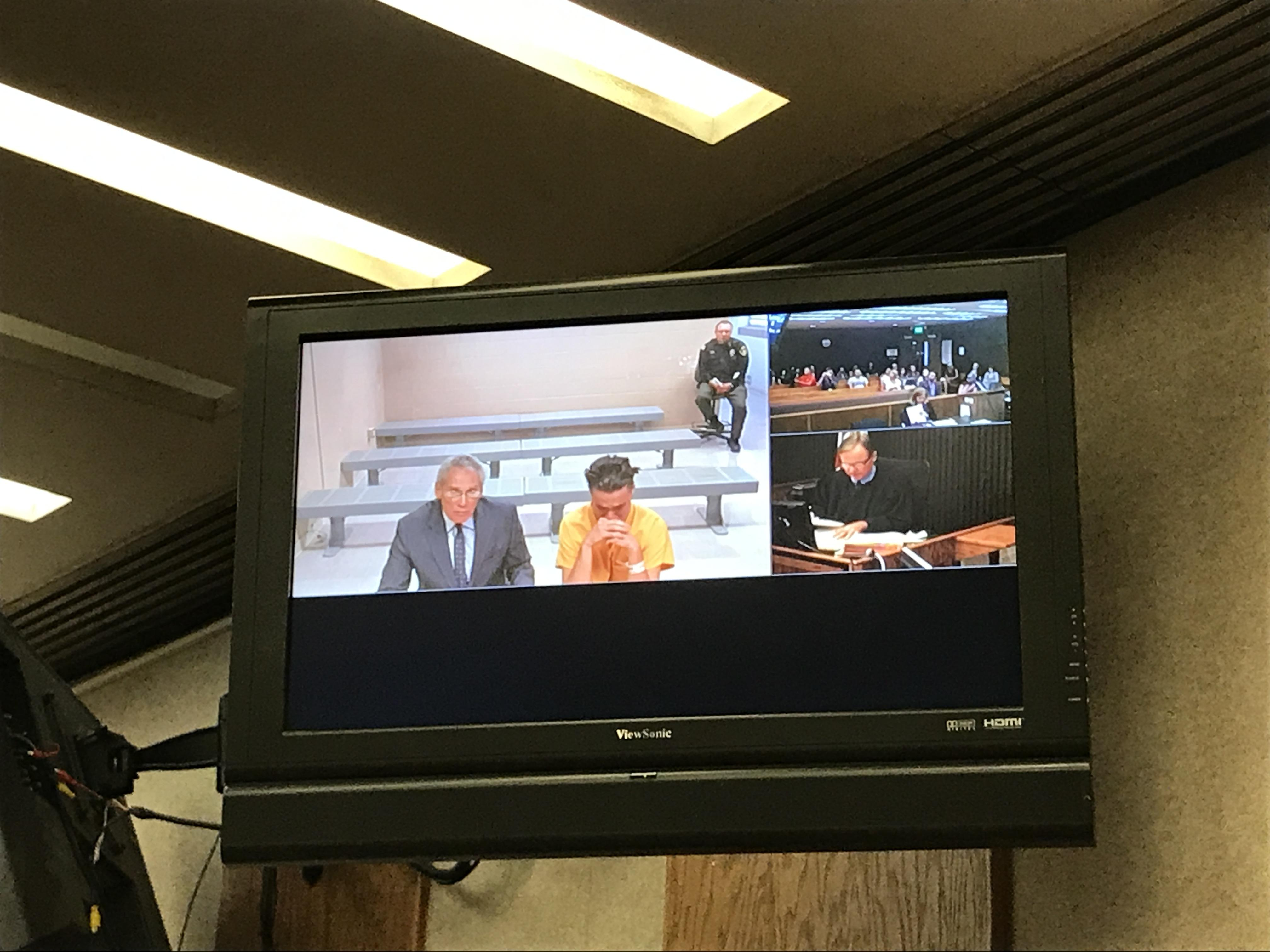 Man Pleads Guilty In Airway Heights Baseball Bat Beating Death The Viewsonic 28 Christian Palmer 18 Had Bail Set At 750000 Court Monday Aug
