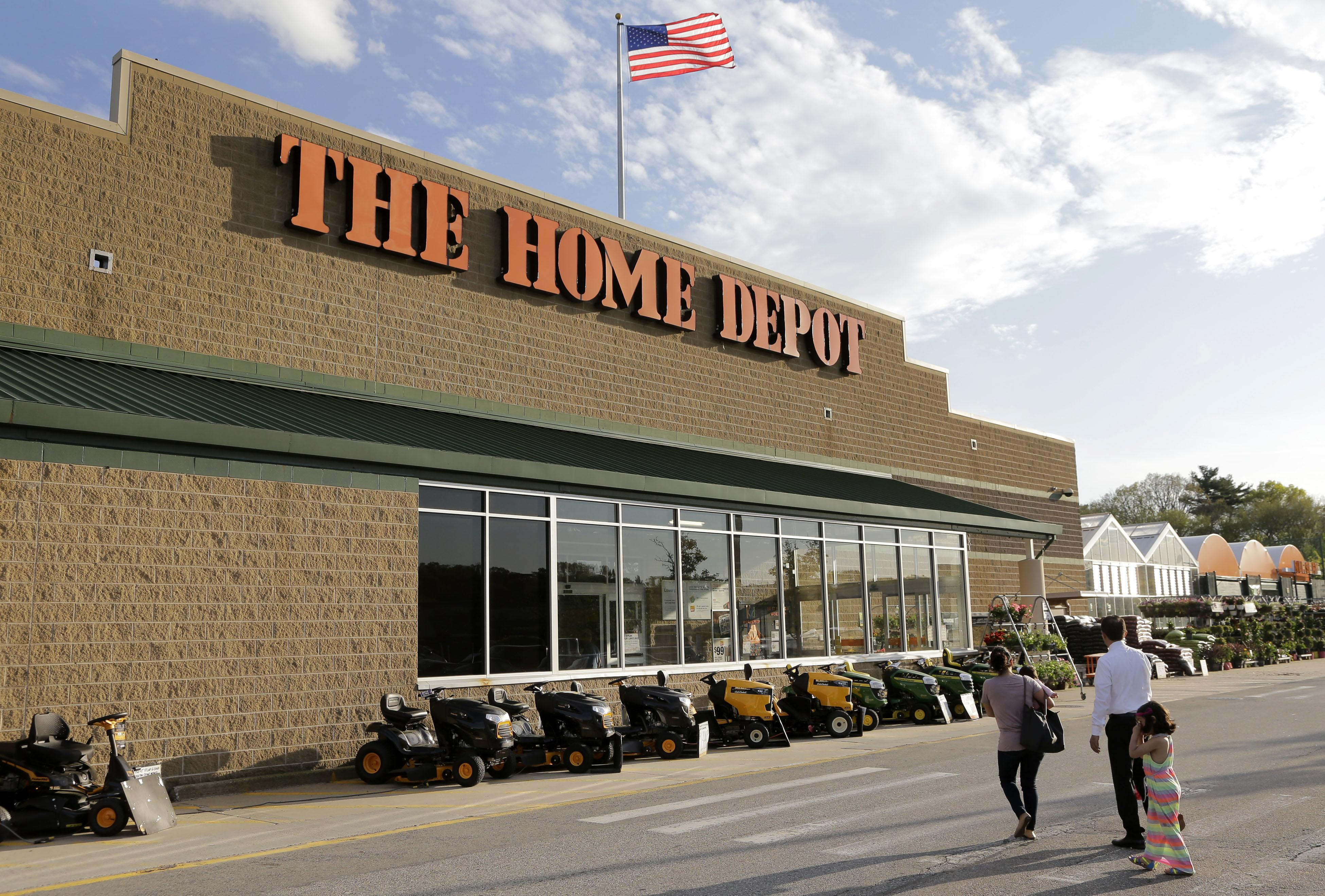 Lawsuit Home Depot discriminated against mom with newborn