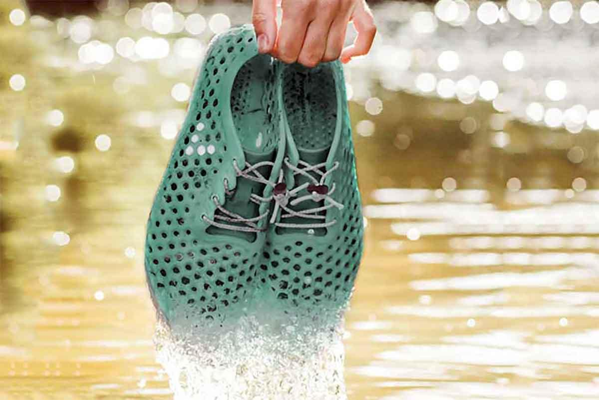 ec46f556402e Gear Junkie  Running shoes made from  Algae Foam