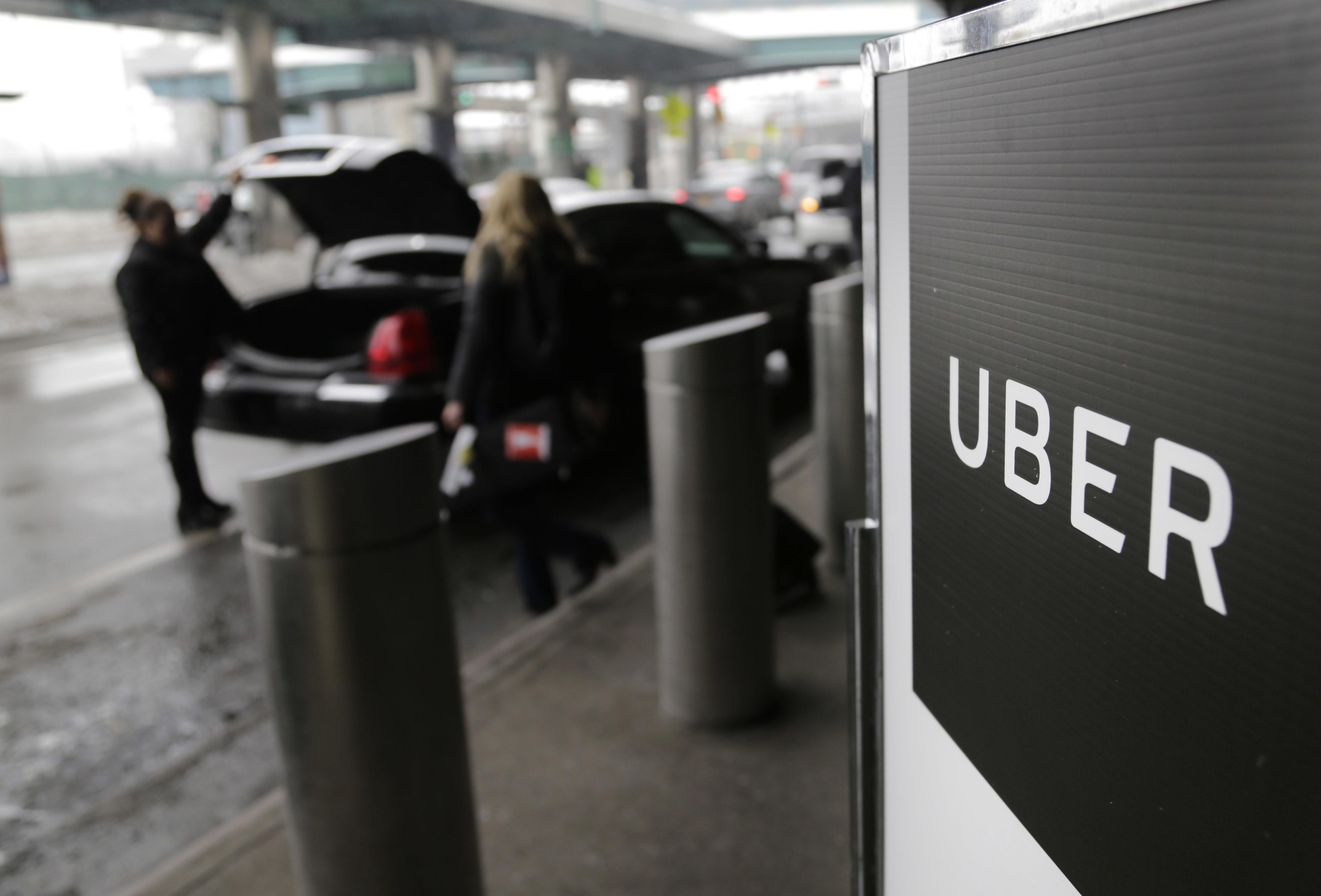 Sources: Feds probe Uber's tracking of Lyft drivers | The Spokesman