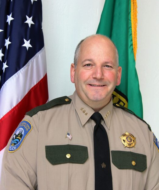 Washington 39 s new fish and wildlife police chief hails from for Washington department of fish and wildlife jobs