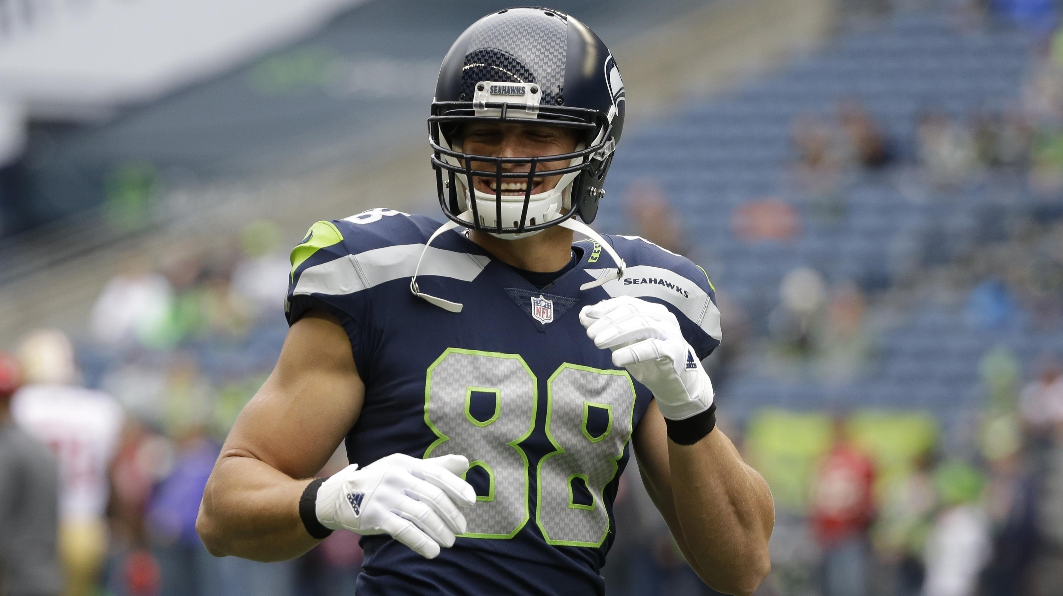 Seahawks Jimmy Graham expected to play despite ankle injury