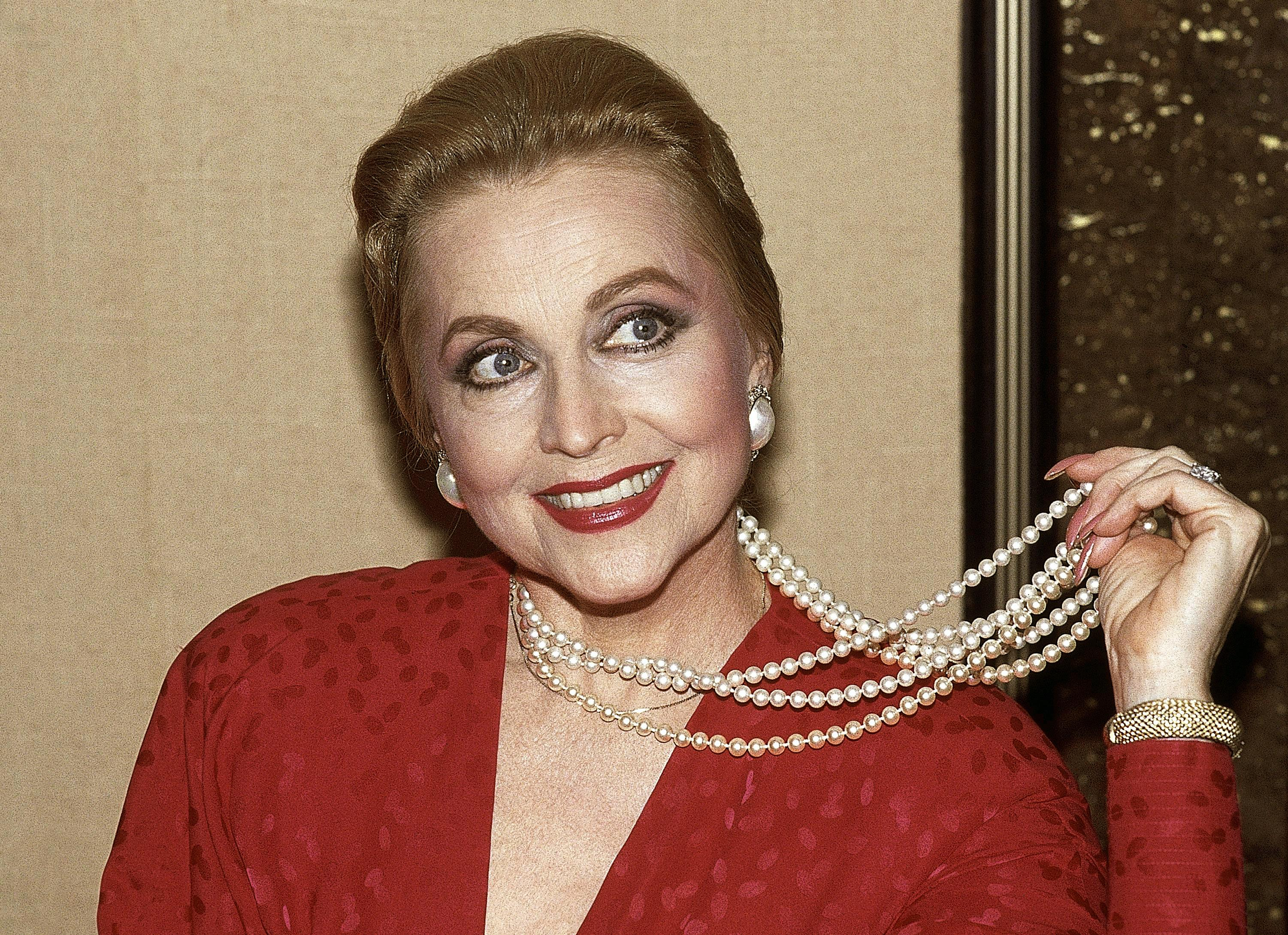 Actress Anne Jeffreys Star Of Tvs Topper Dies At 94 The