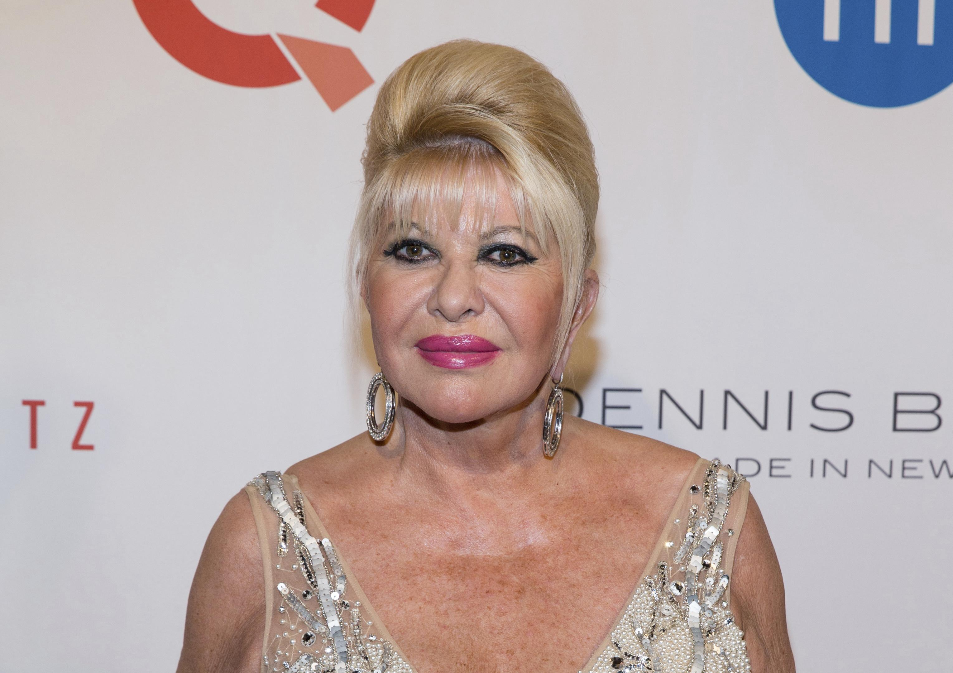 In New Book, Ivana Trump Relives Divorce from Future President