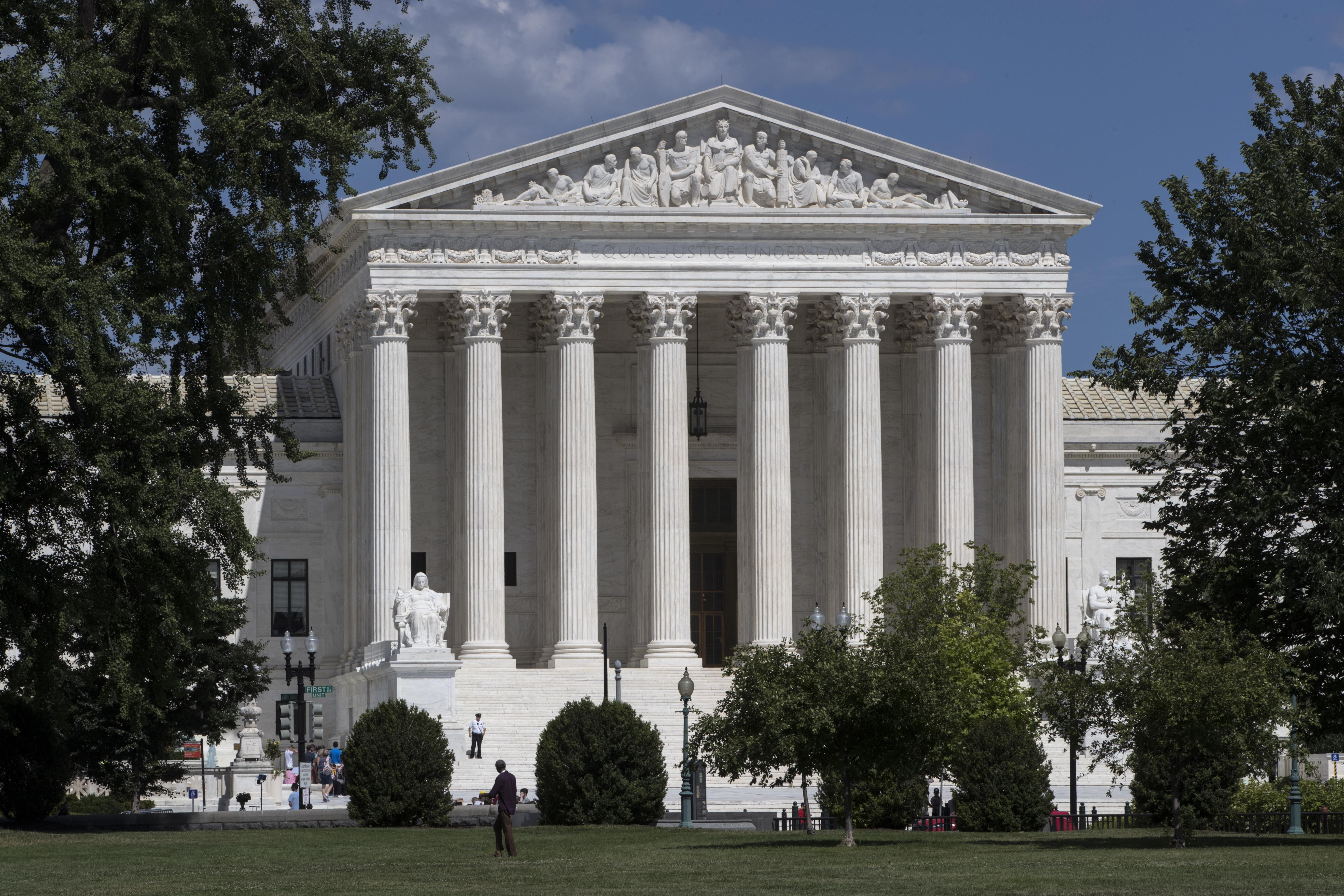 Sexual orientation discrimination supreme court cases