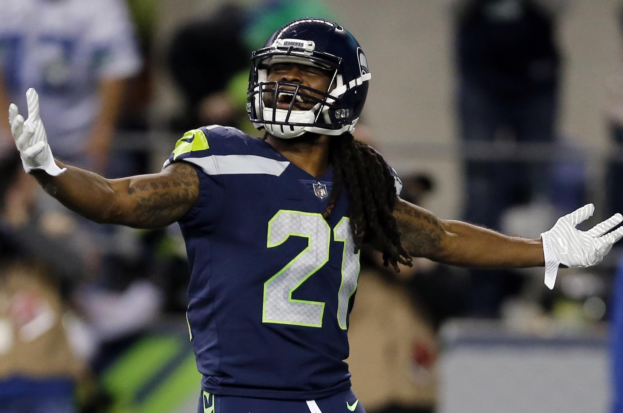 sale retailer 9b681 18b98 Like most seasons some unsung players emerging for Seahawks ...