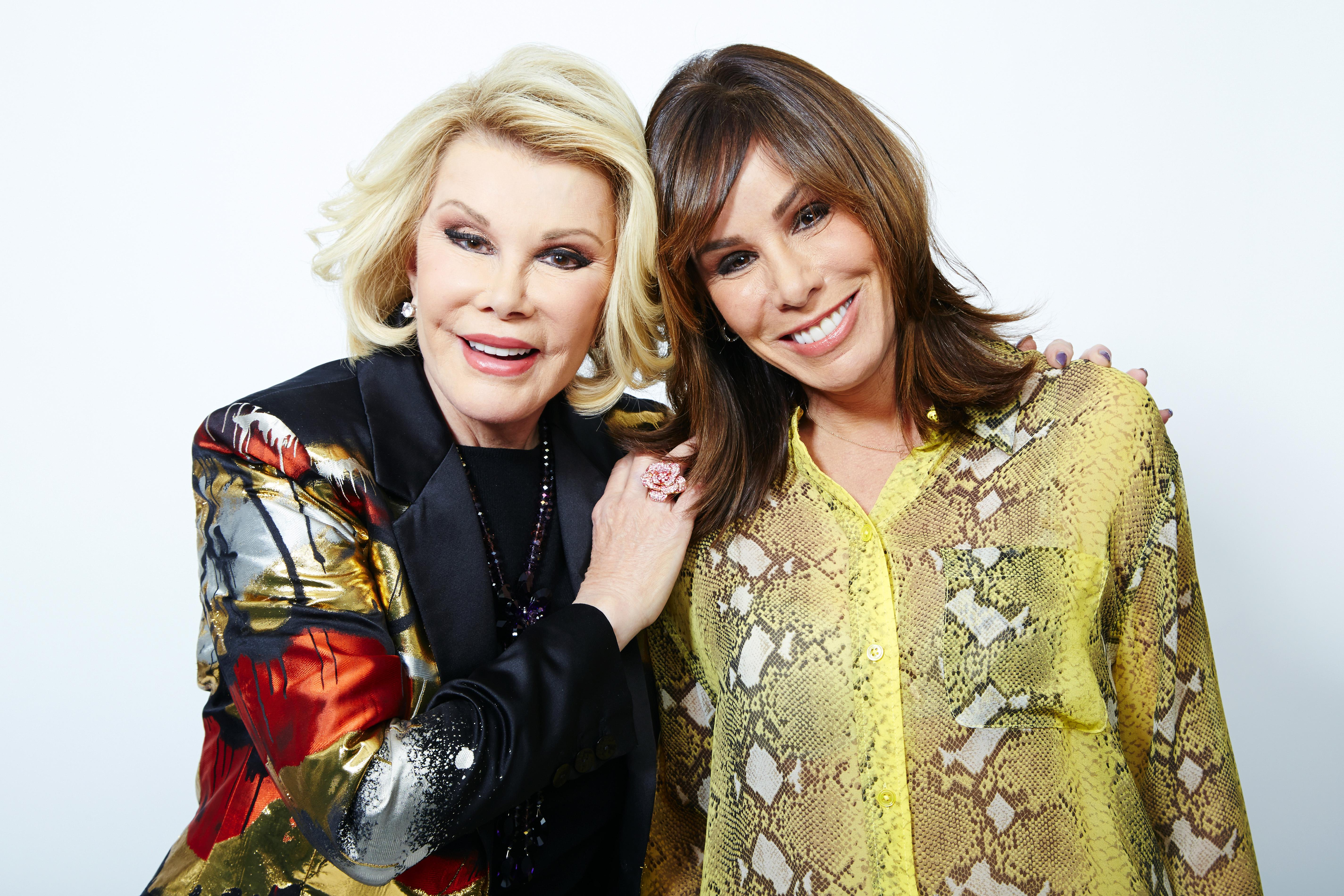 21 with questions joan rivers