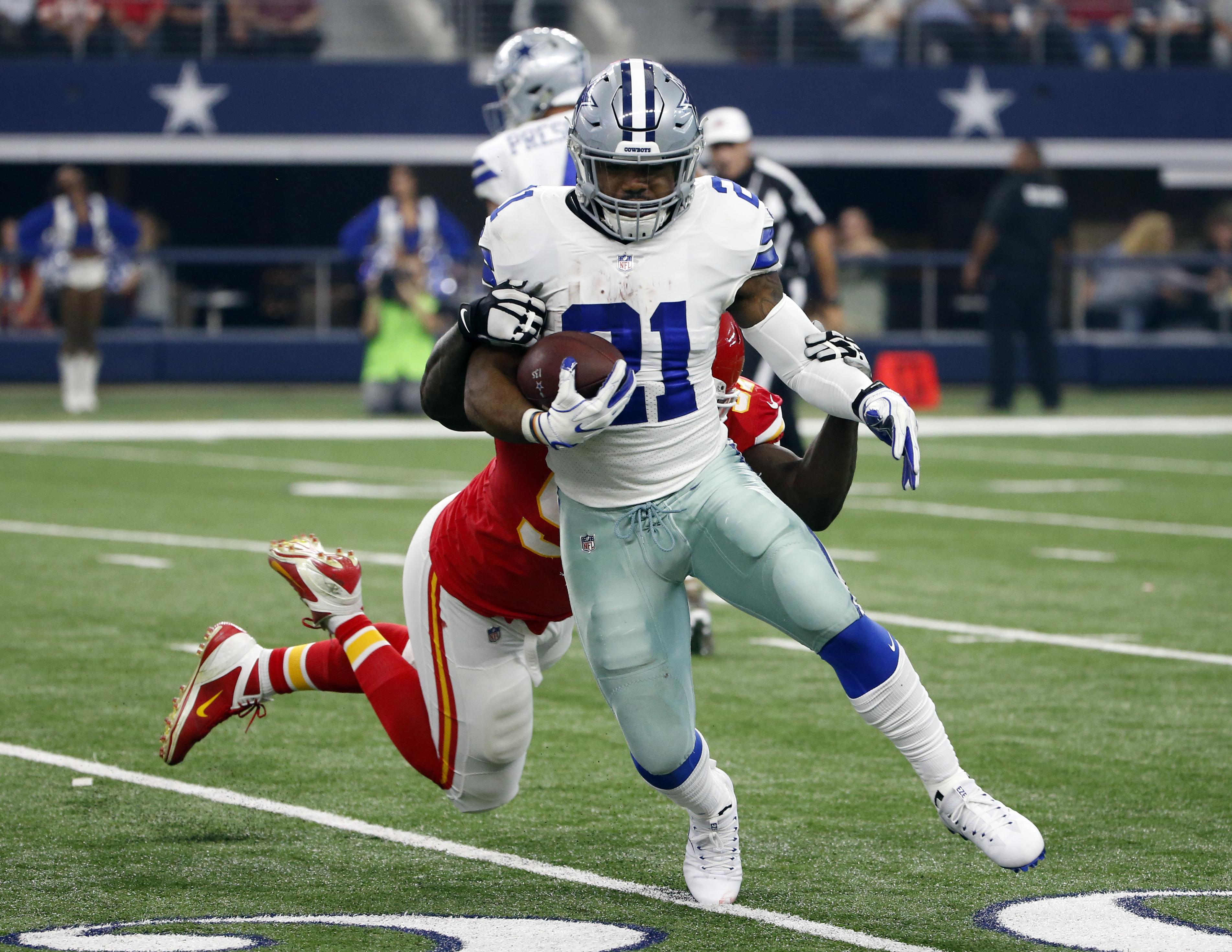 Another hearing set over Cowboys RB Ezekiel Elliott s 6 game ban