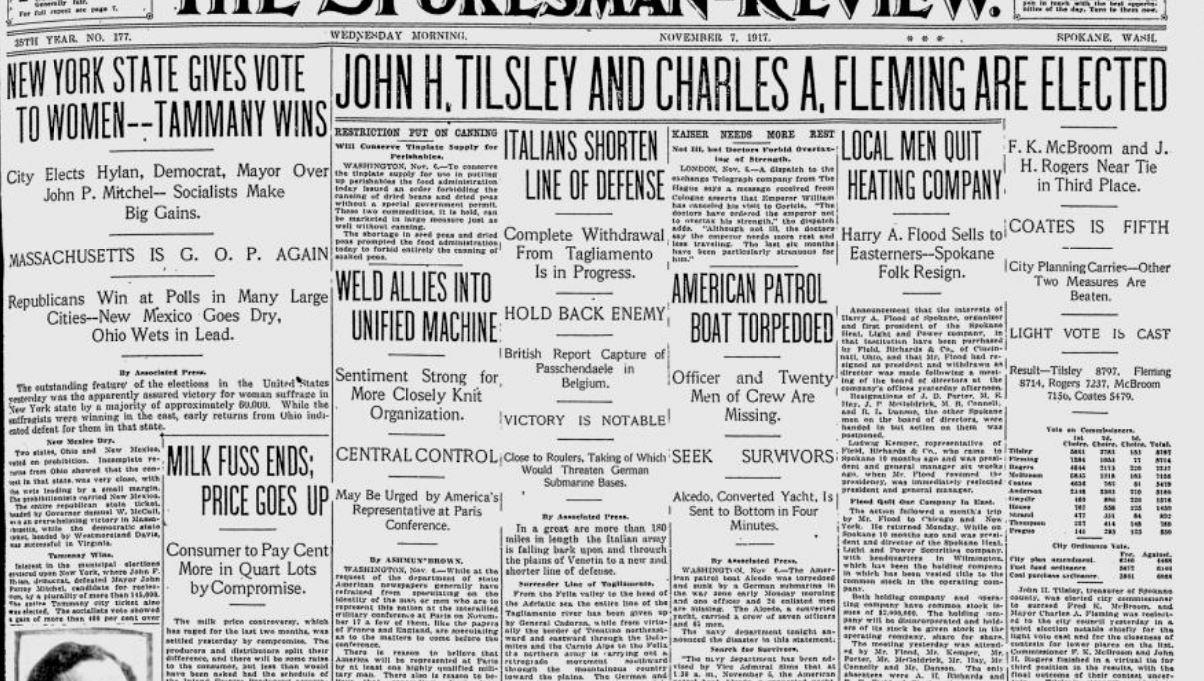 100 years ago in spokane cigar store betting markets accurately 100 years ago in spokane cigar store betting markets accurately predicts city council race the spokesman review xflitez Choice Image