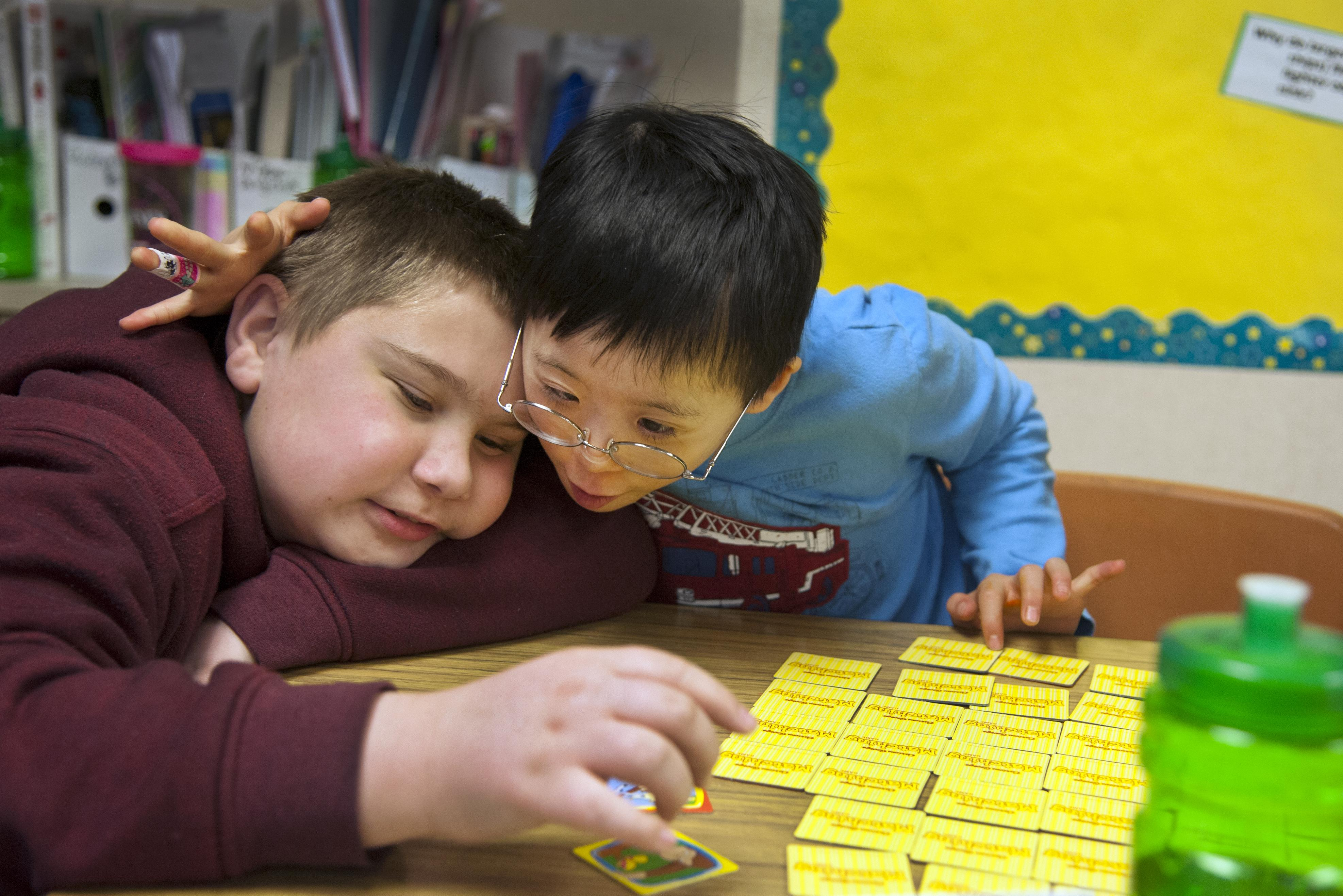 Students With Special Needs Face Double >> Strengths Weaknesses Identified In Spokane Special Education