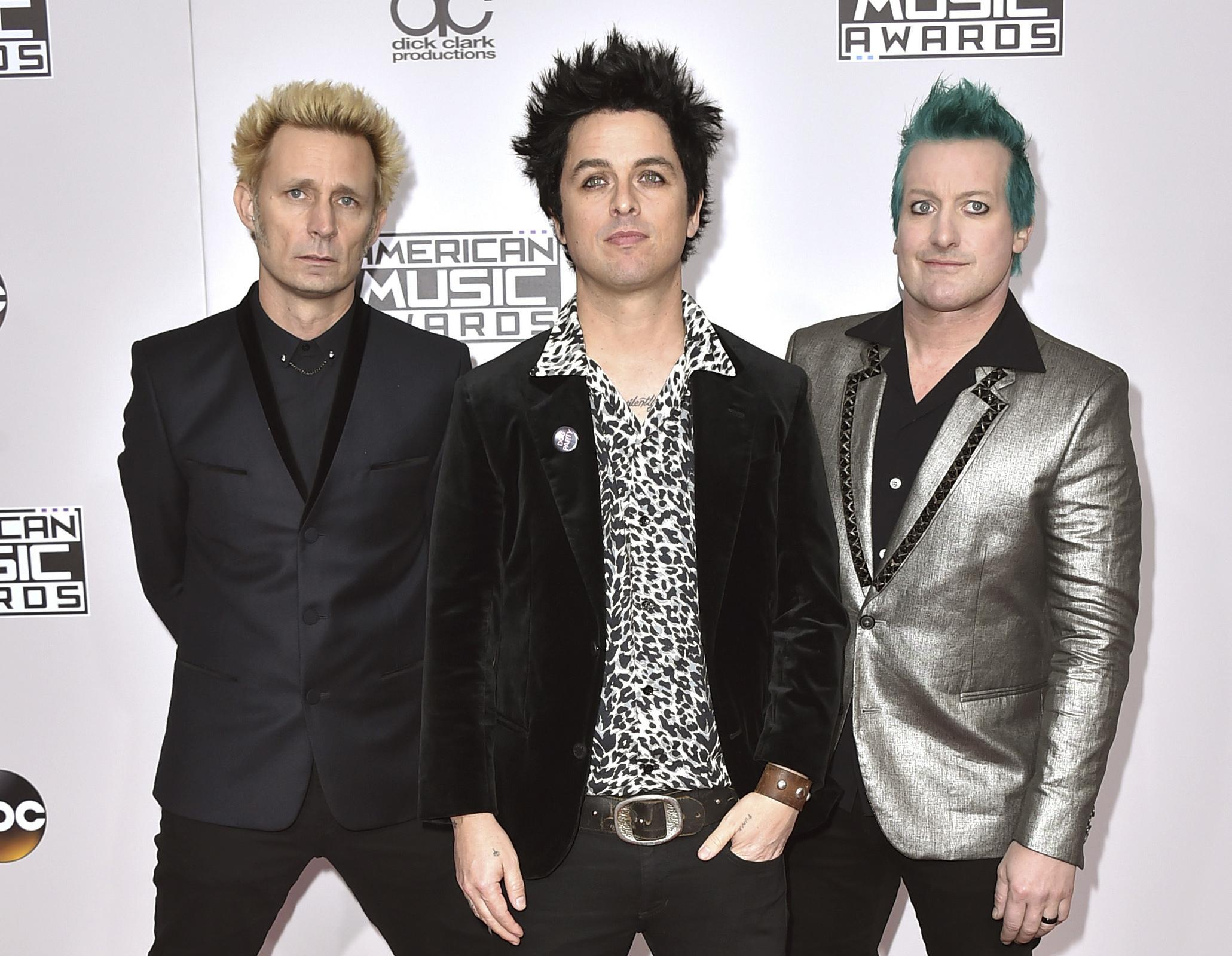 Green Day Releases Greatest Hits Album Spanning 30 Years The