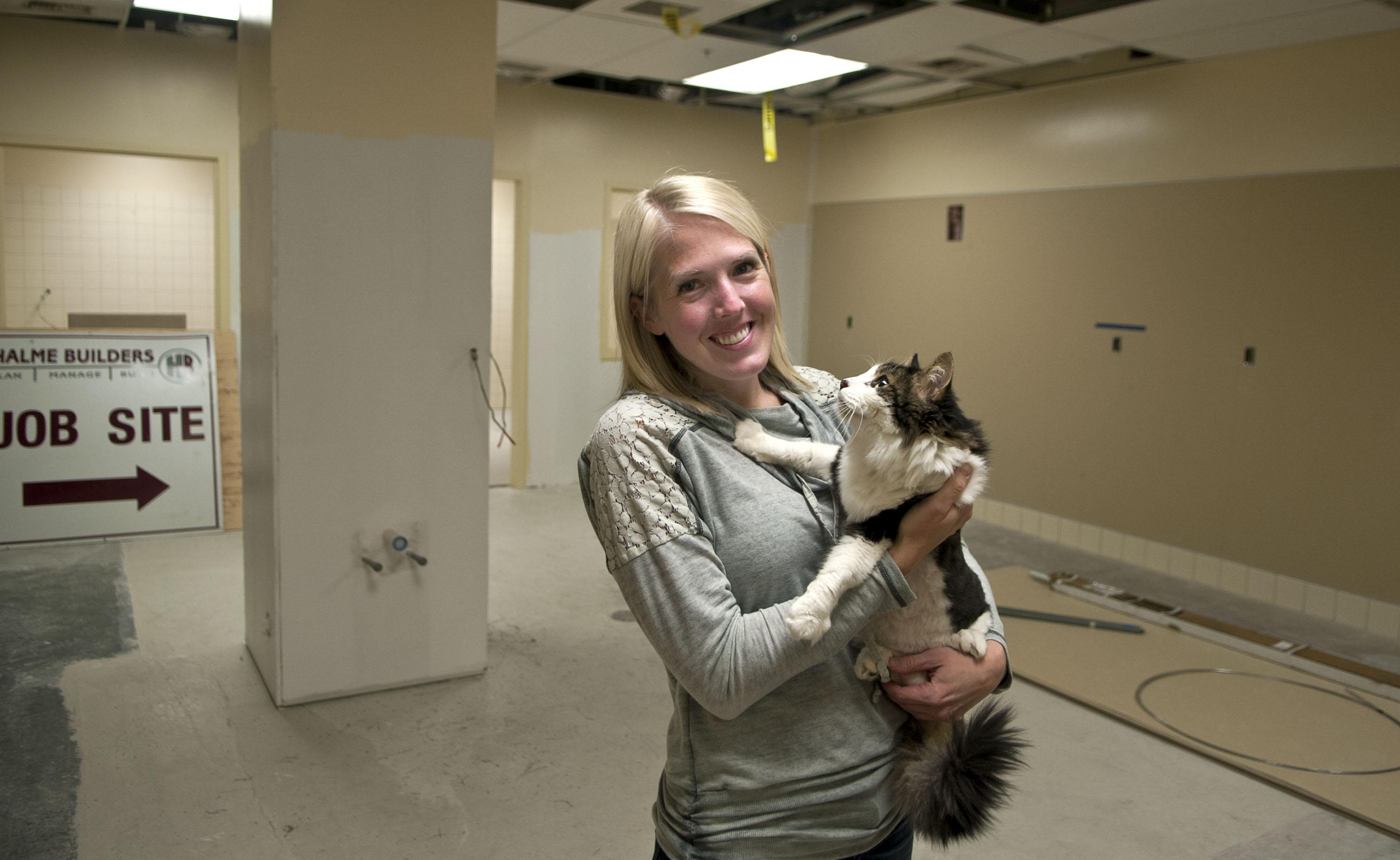 SCRAPS opening vet clinic to speed pet adoptions   The