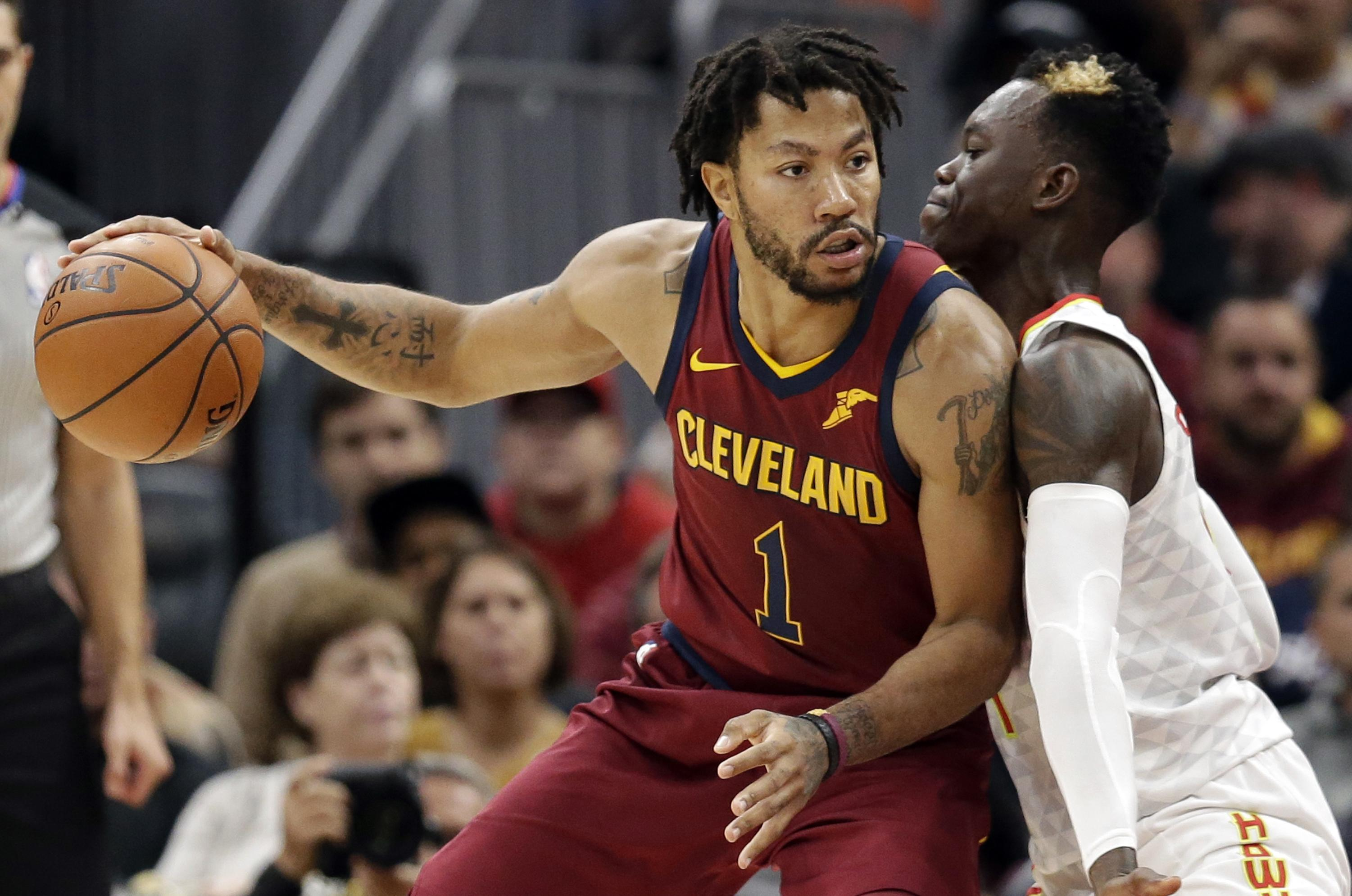 Derrick Rose Leaves Cavaliers To Handle Personal Matter The