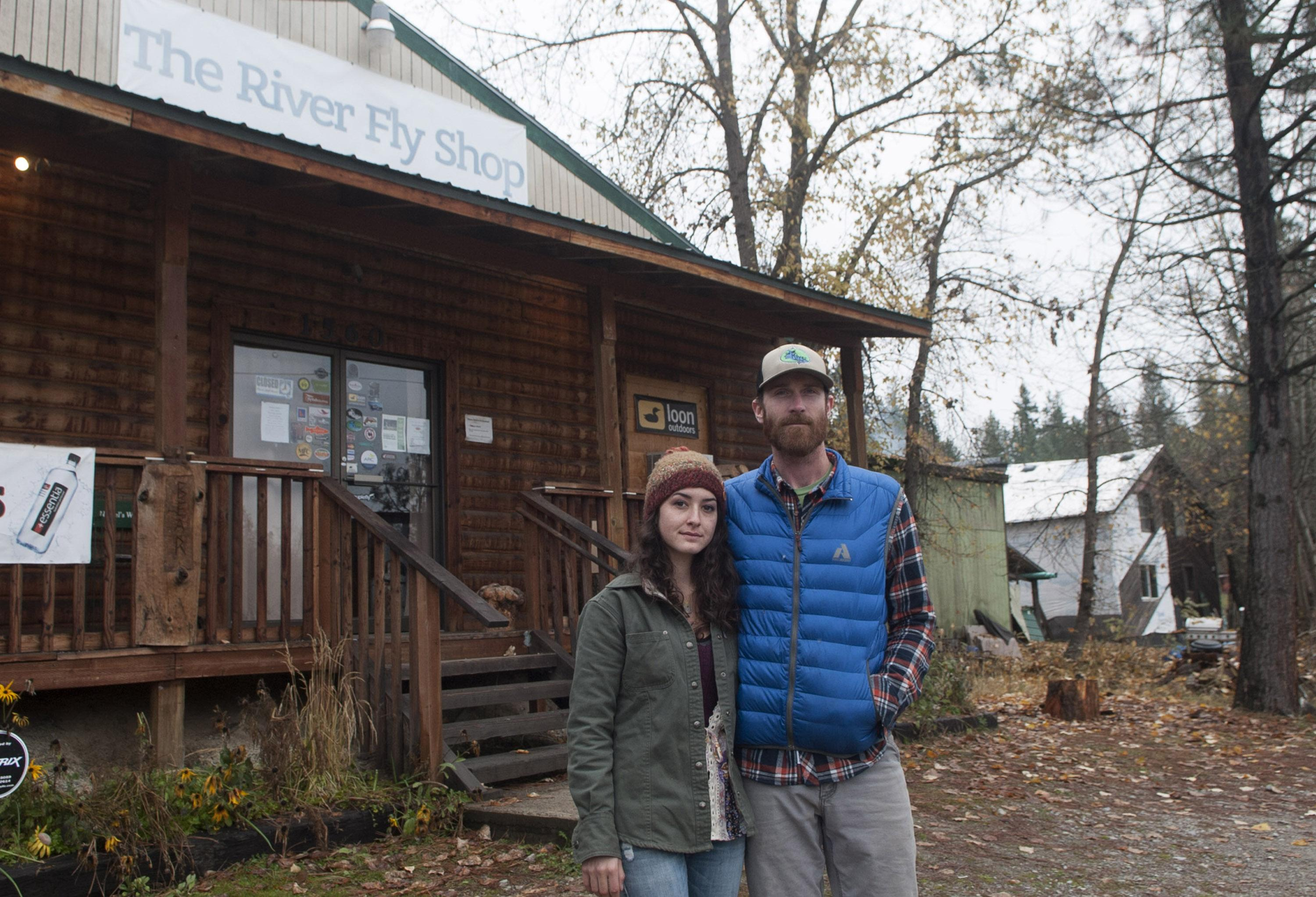 Series of thefts leaves Kingston fly shop owners reeling