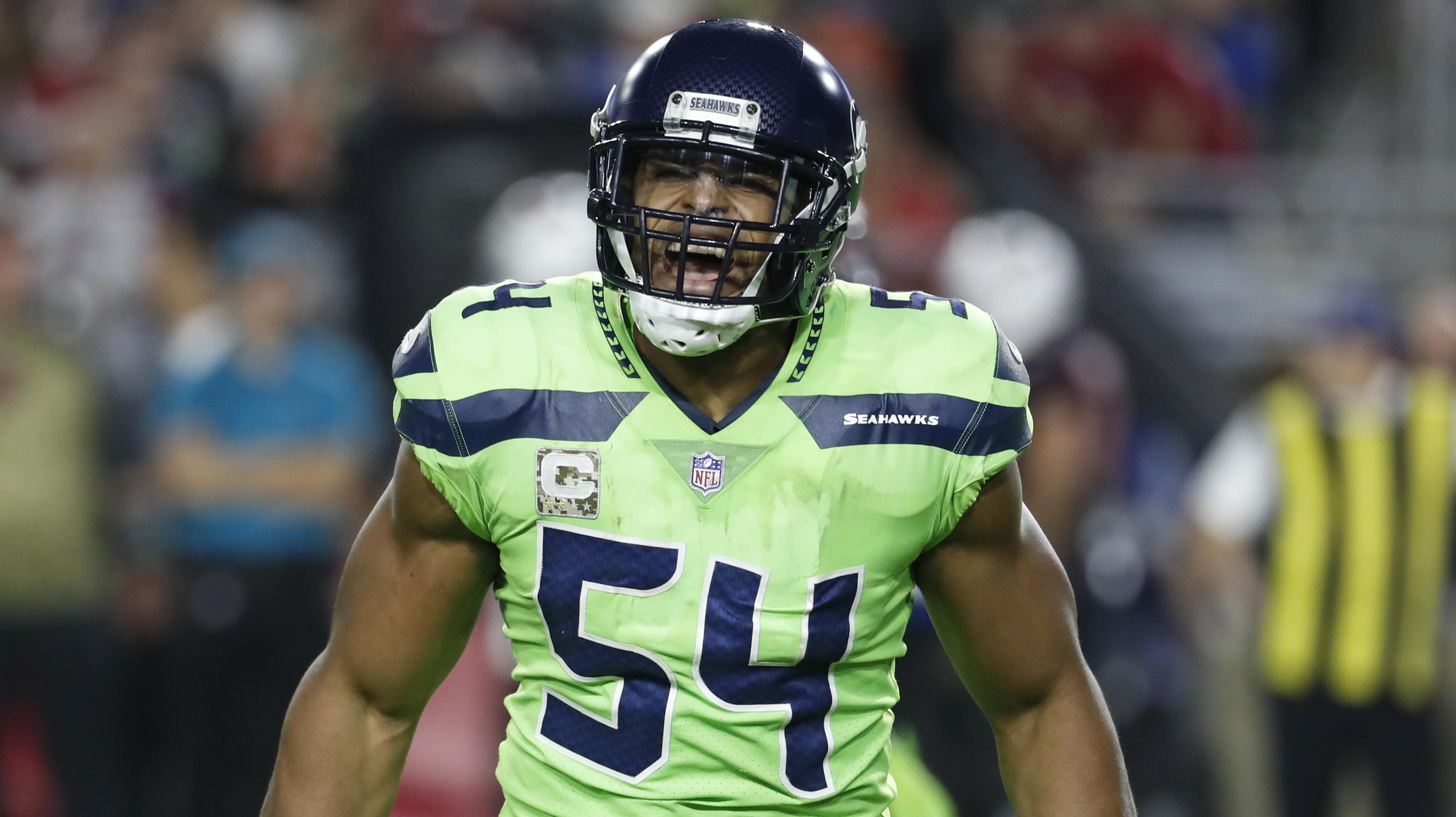 Seahawks Bobby Wagner having perhaps best season of his career