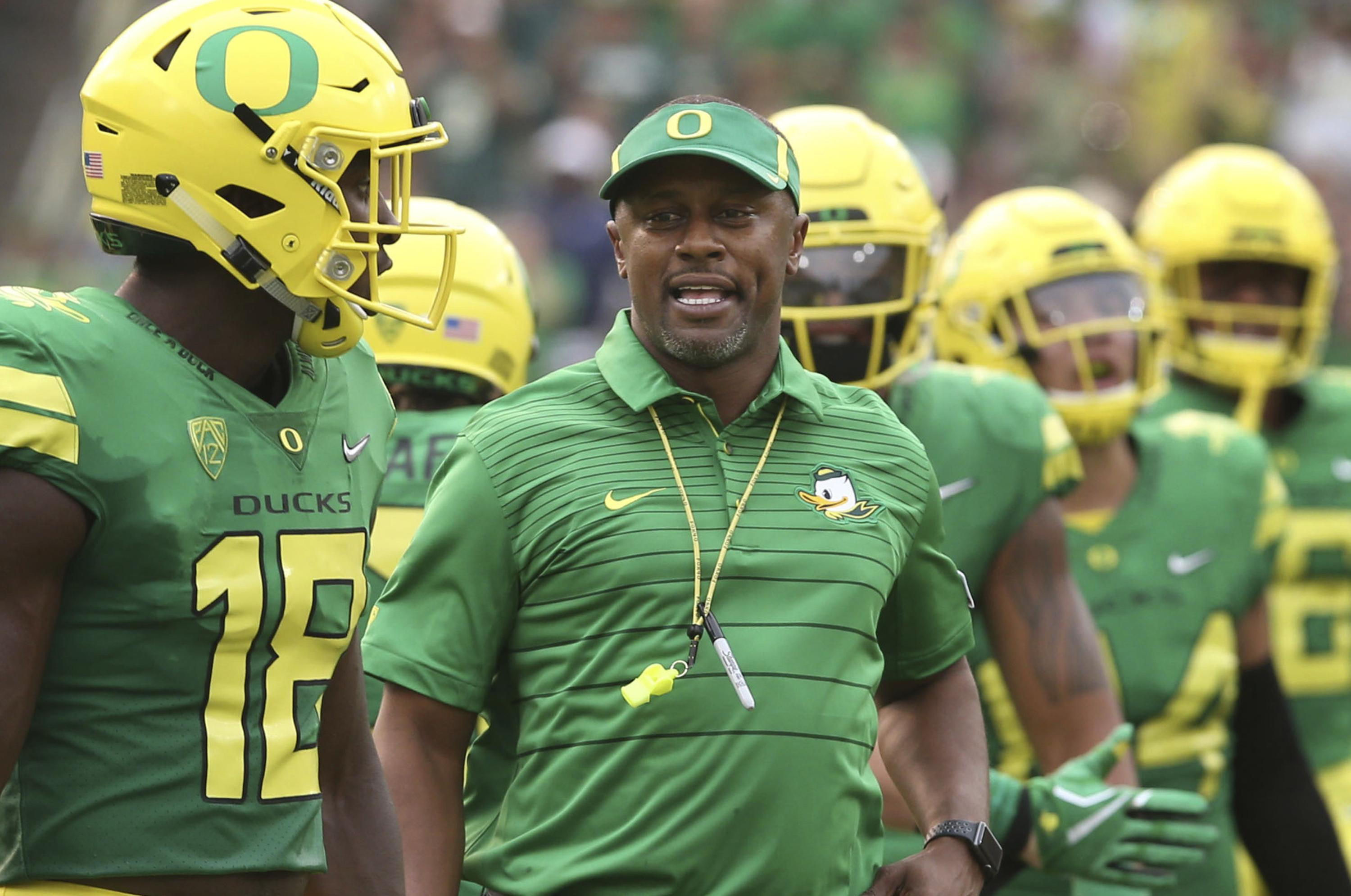 Willie Taggart leaving Oregon to be next Florida State football ... e946cdac4