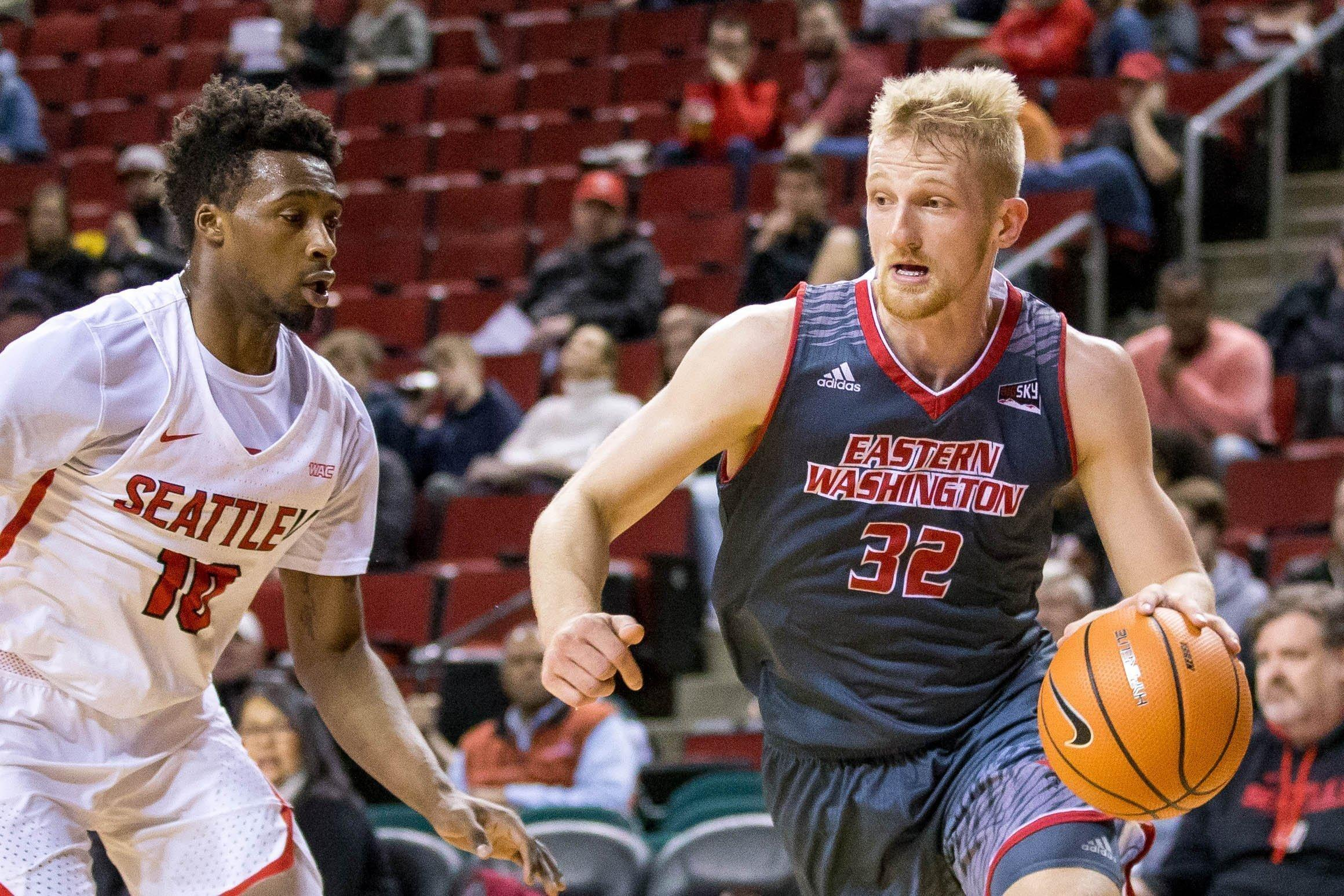 8fa8c8d5b77ea Eastern Washington defeats Portland State as Bogdan Bliznyuk scores ...