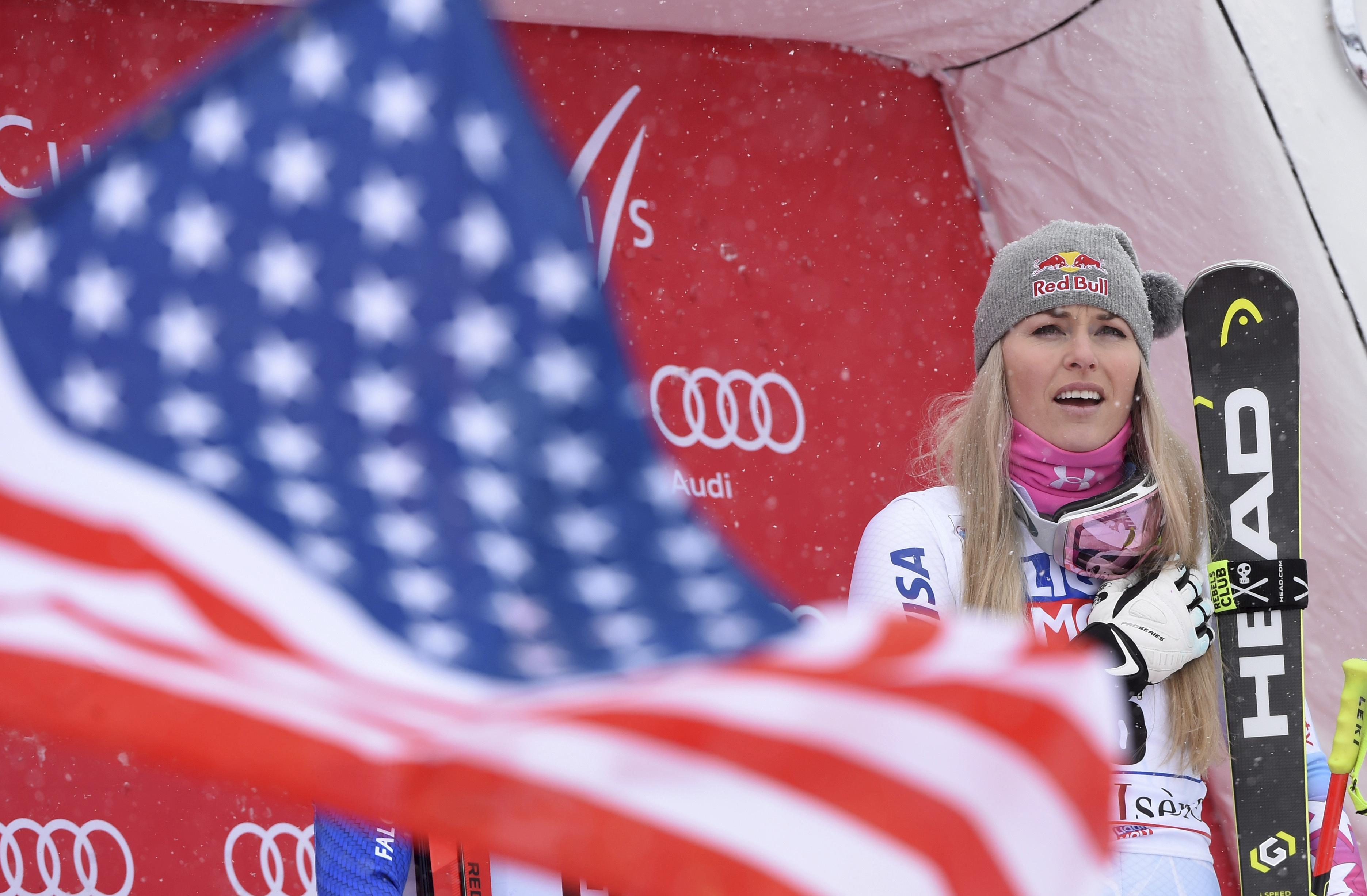 lindsey-vonn-of-the-united-states-celebrates-her-first-place-on-the-podium-of-a-women-s