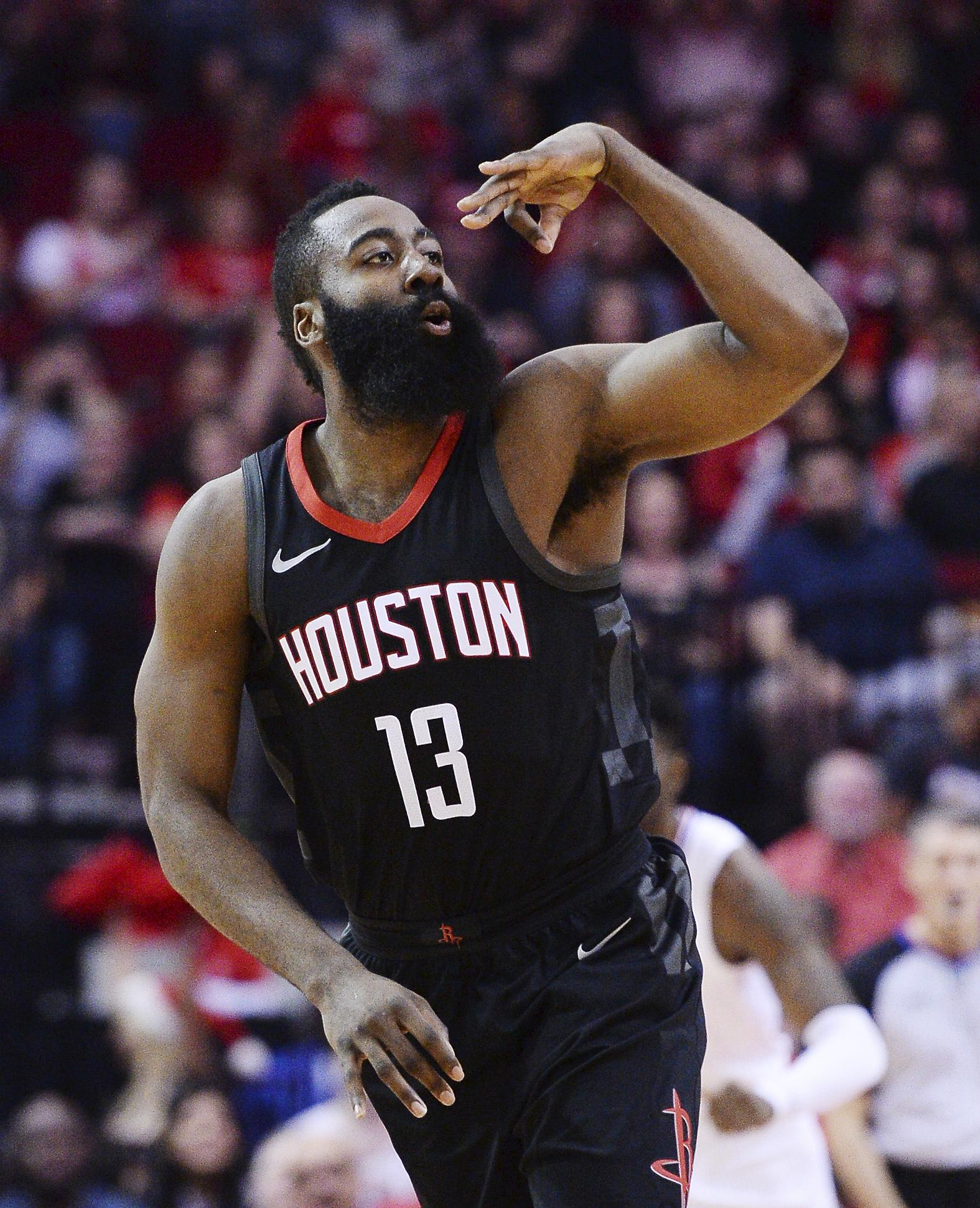 James Harden Yearly Stats: NBA Capsules: Clippers Overcome James Harden's Second