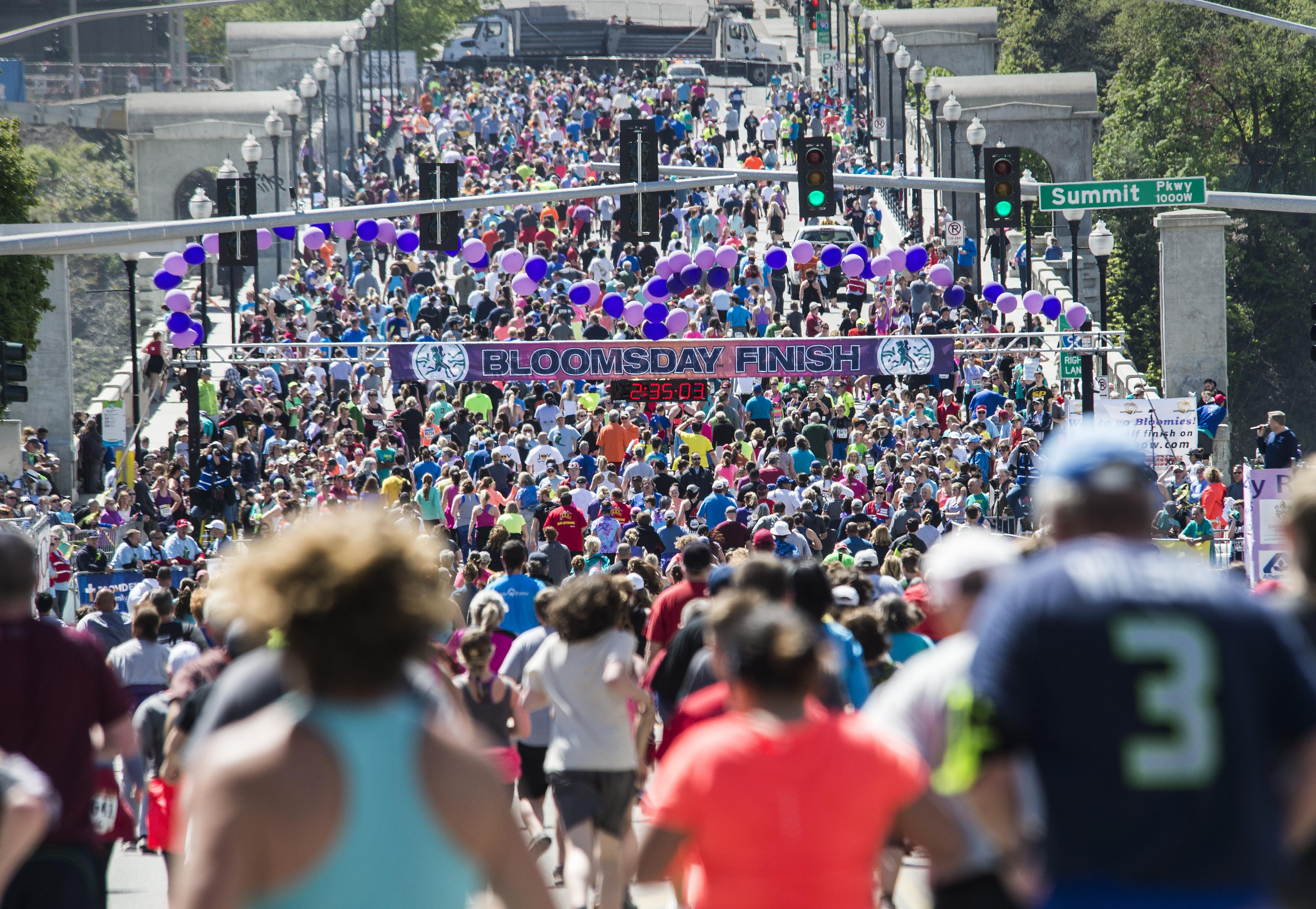 Bridge Street Auto >> Early registration for Bloomsday underway; registrants have chance to win smartphone   The ...