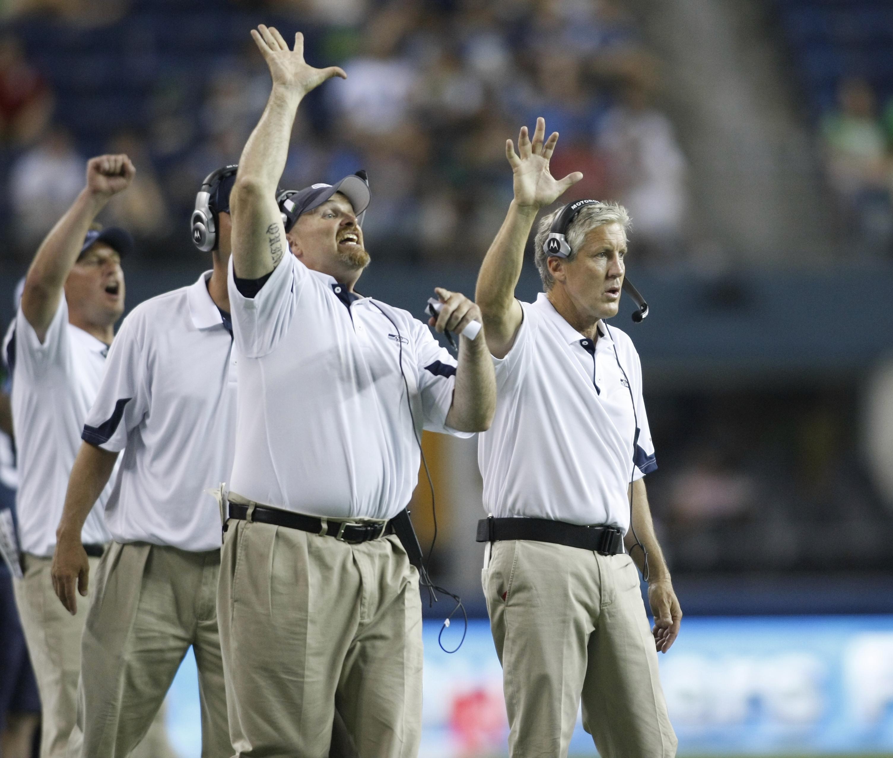 In Copycat Nfl Seattle S Defensive Scheme Keeps Spreading The Spokesman Review