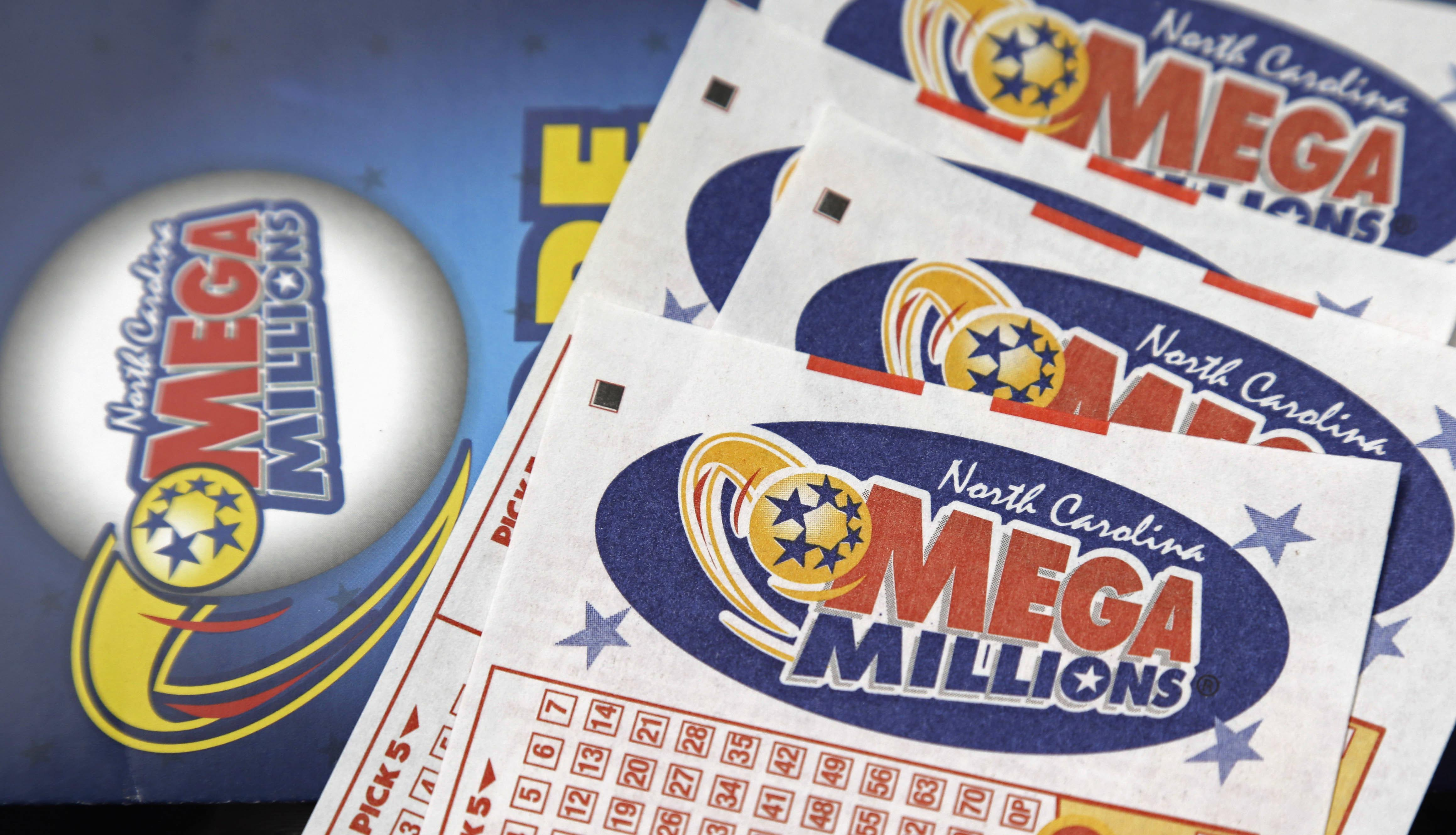450 Million Mega Millions Winning Ticket Sold In Florida The
