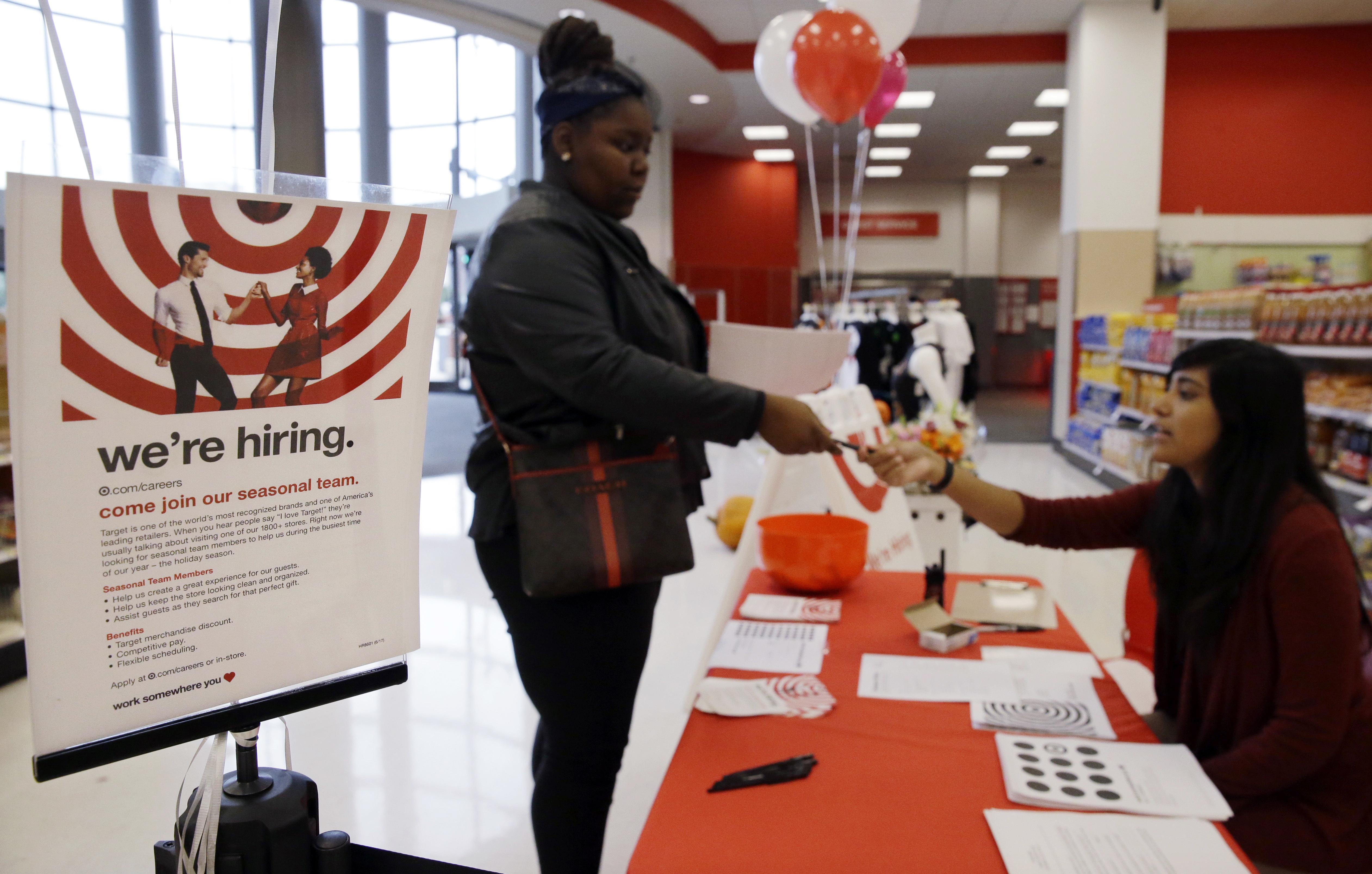 Us Employers Posted Fewer Jobs In November For 2nd Month The
