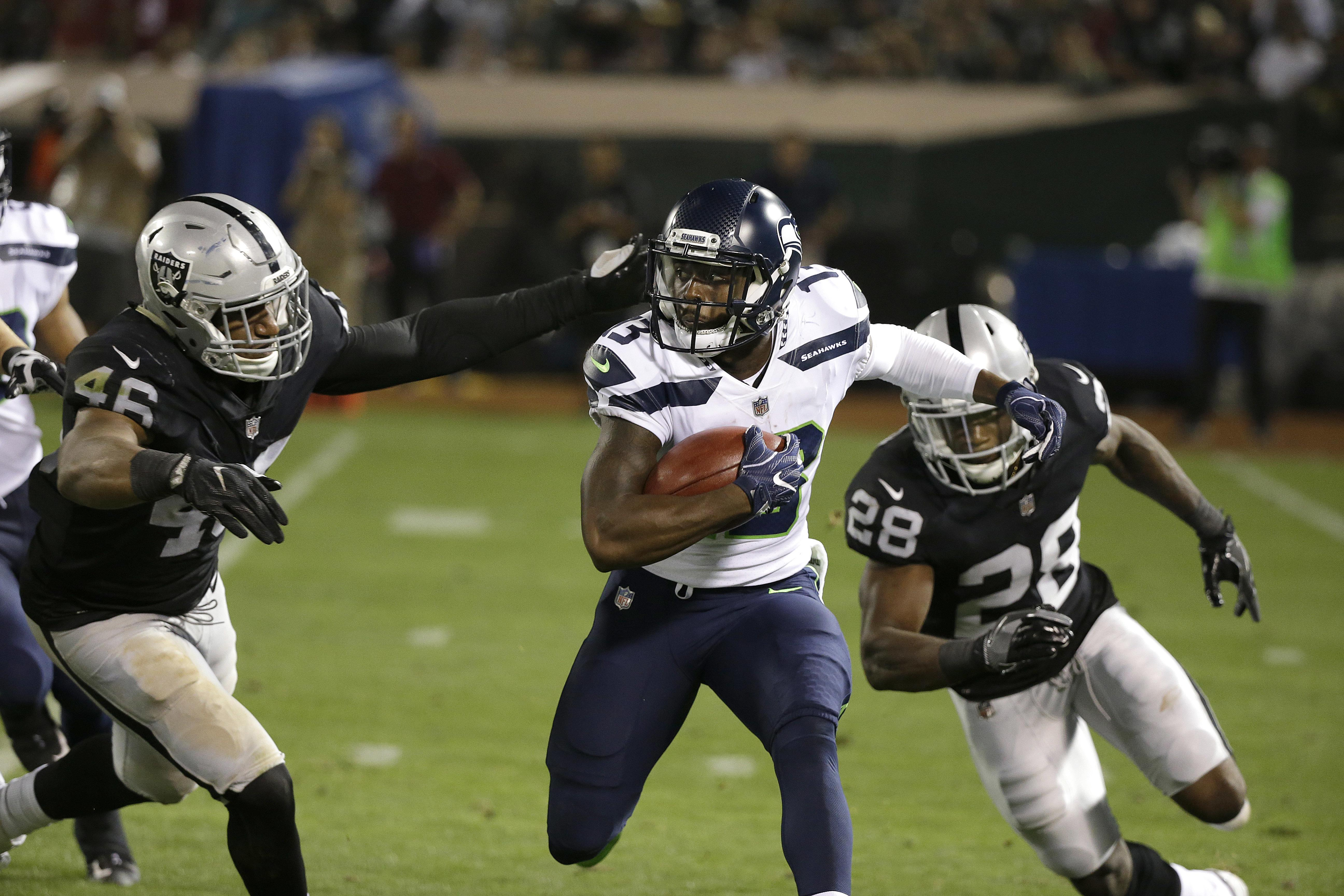 Seahawks to face Raiders in first NFL game at London s Tottenham ... 472292e69