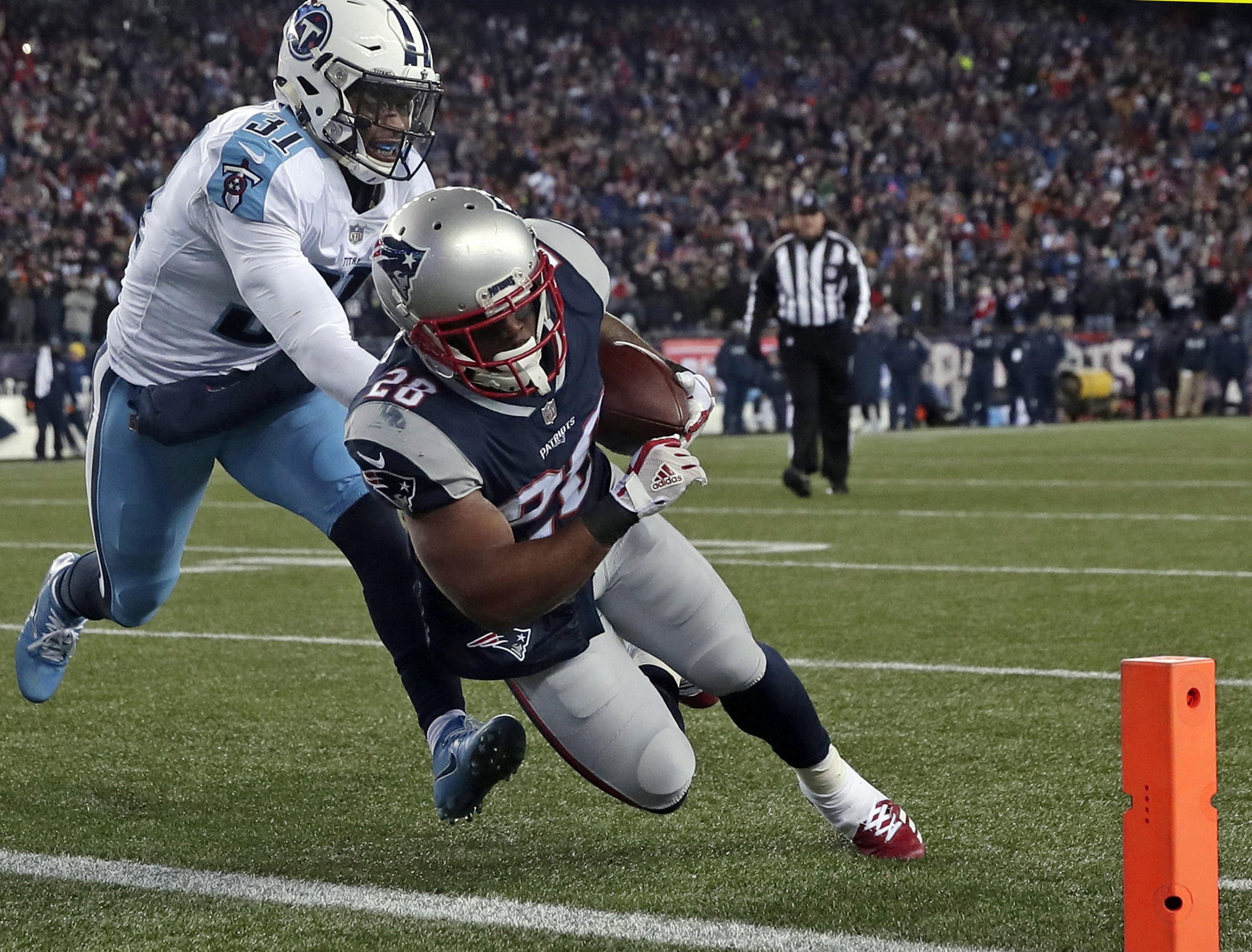 3c4e3f11 Patriots beat Titans 35-14, head back to AFC title game | The ...