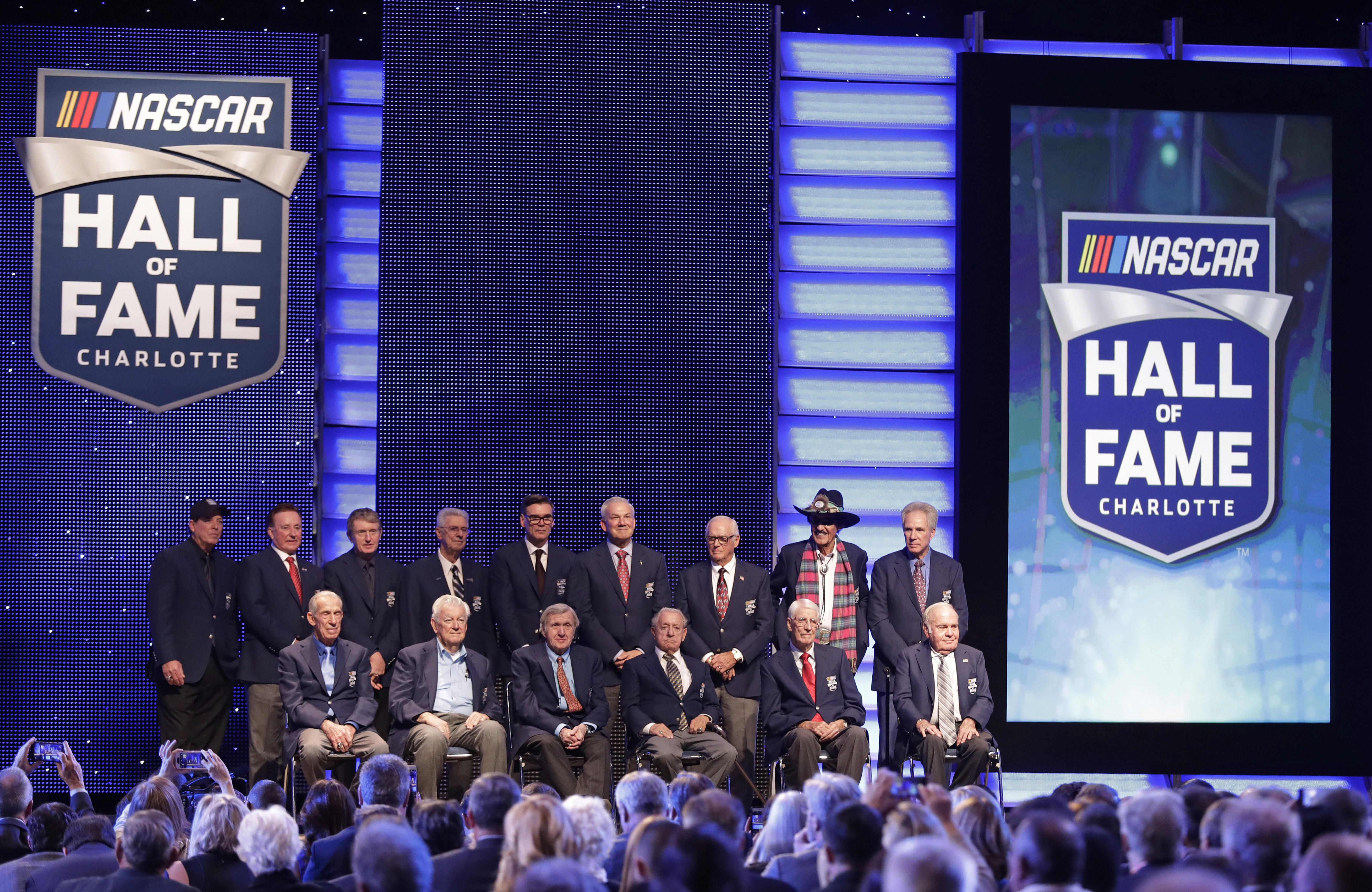 Robert Yates Posthumously Inducted Into Nascar Hall Of Fame The