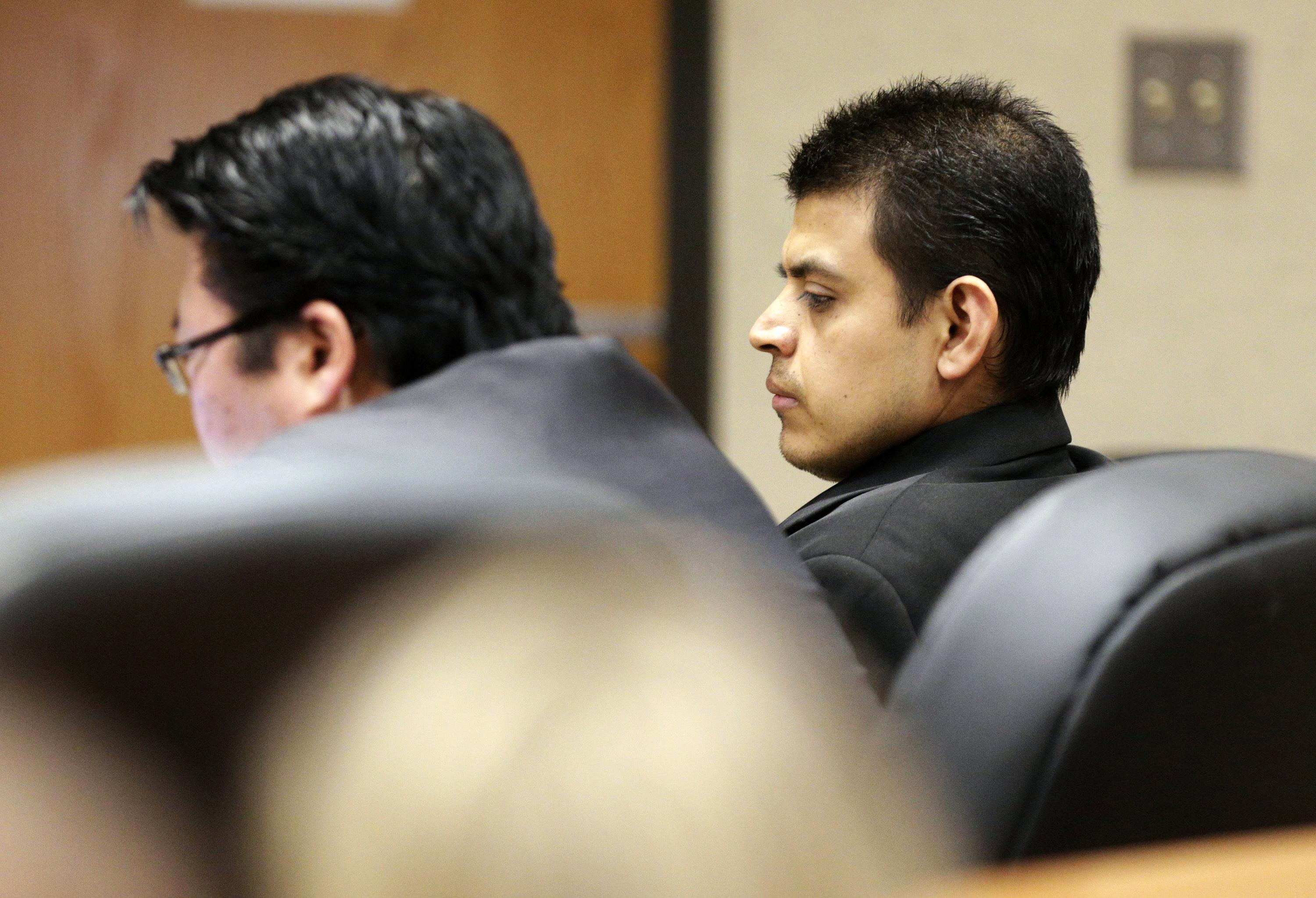 Oregon college safety officer pleads guilty to killing woman