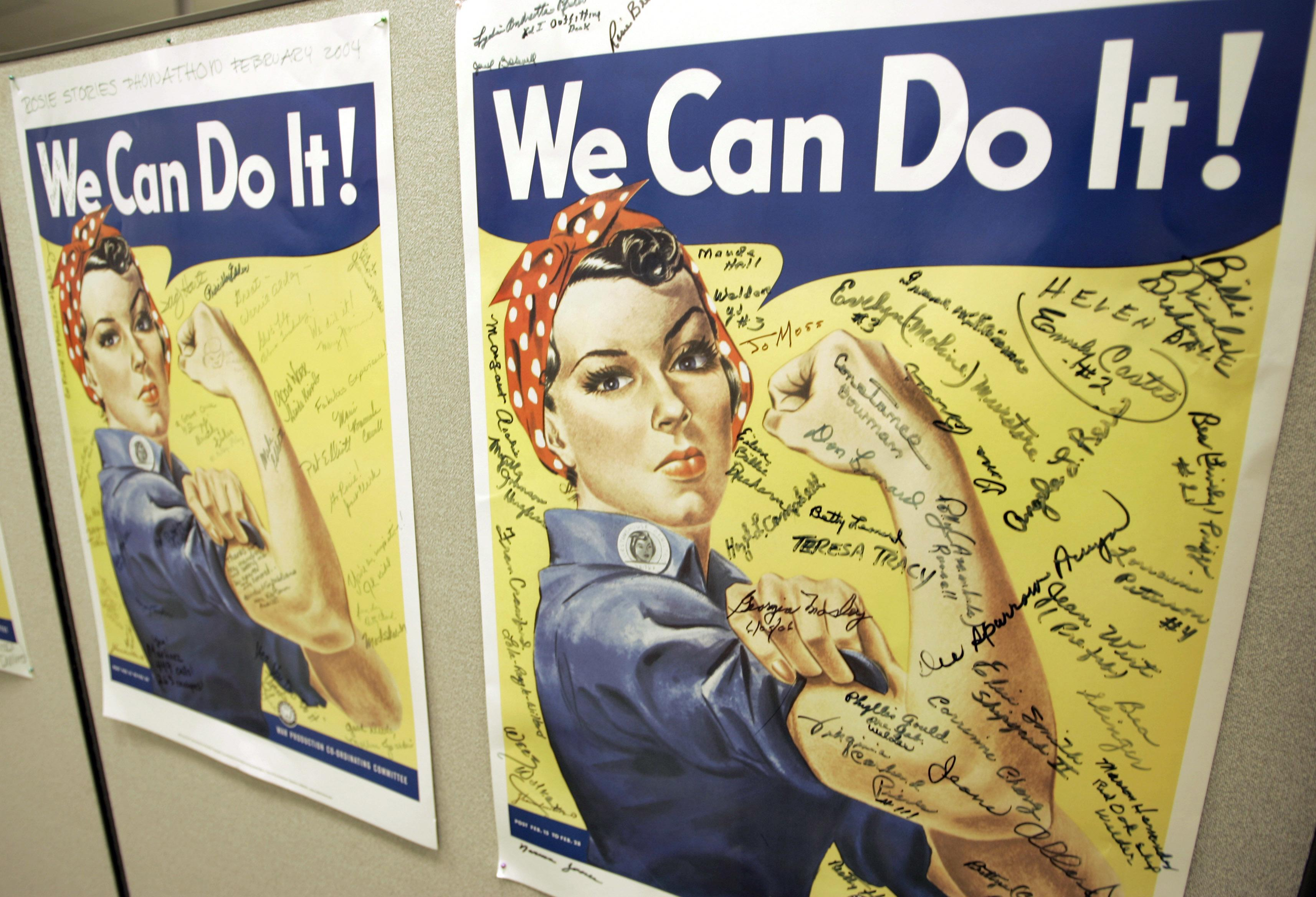 Woman Called Inspiration For Rosie The Riveter Dies At 96 The