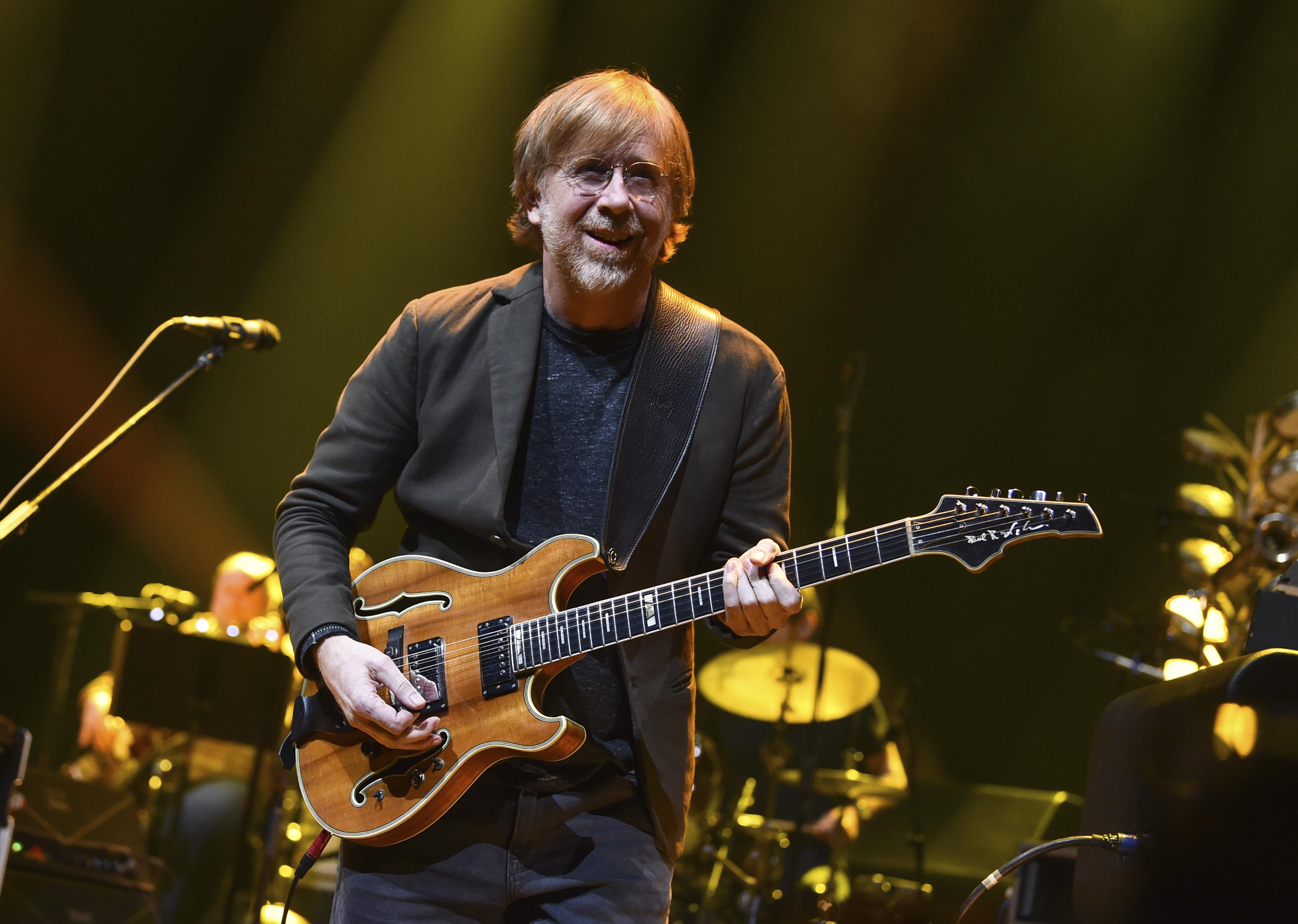 Phish playing three shows at the Gorge on summer tour | The ...