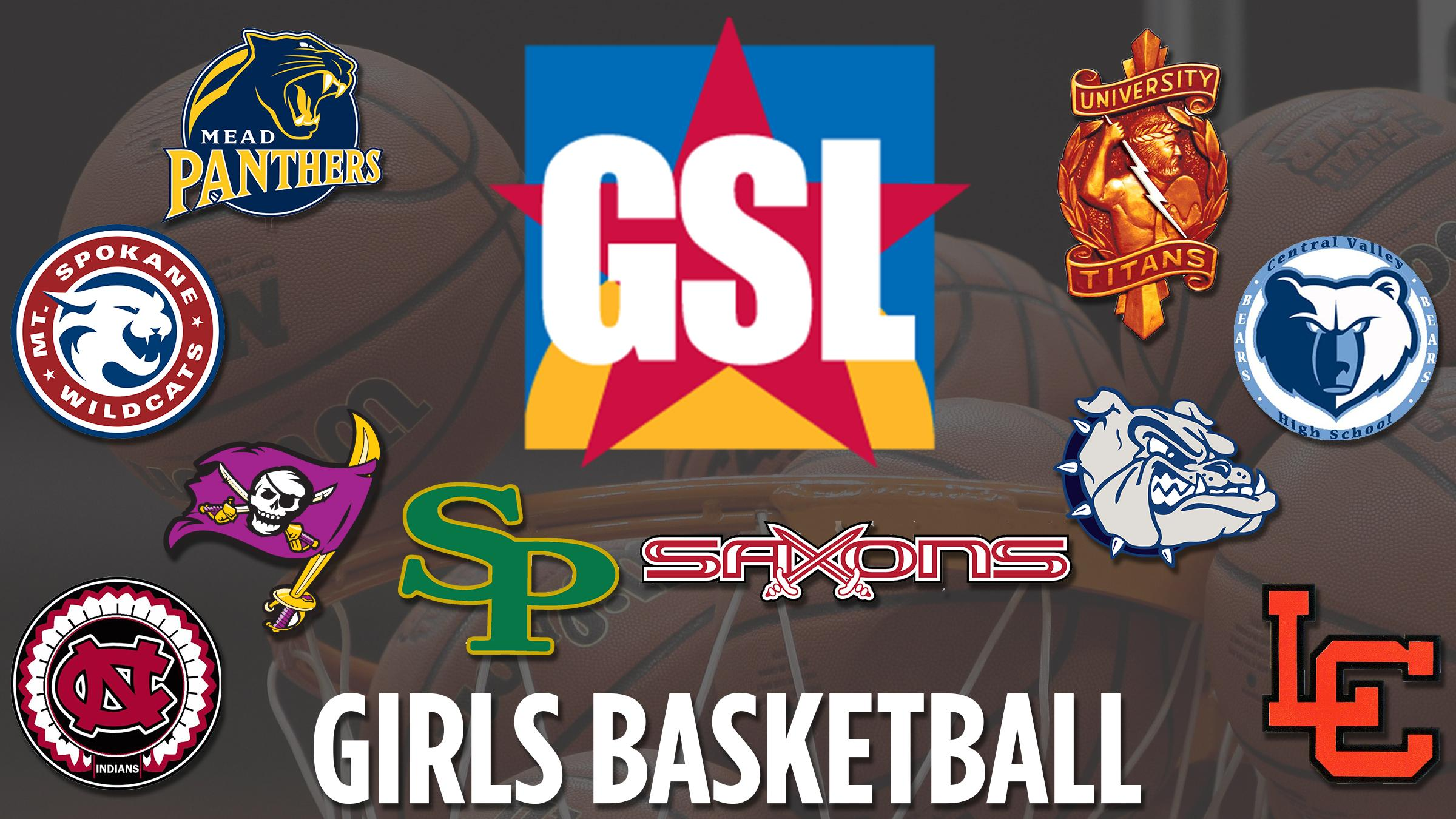 gsl girls mt spokane lone undefeated gsl team with win over lewis and clark