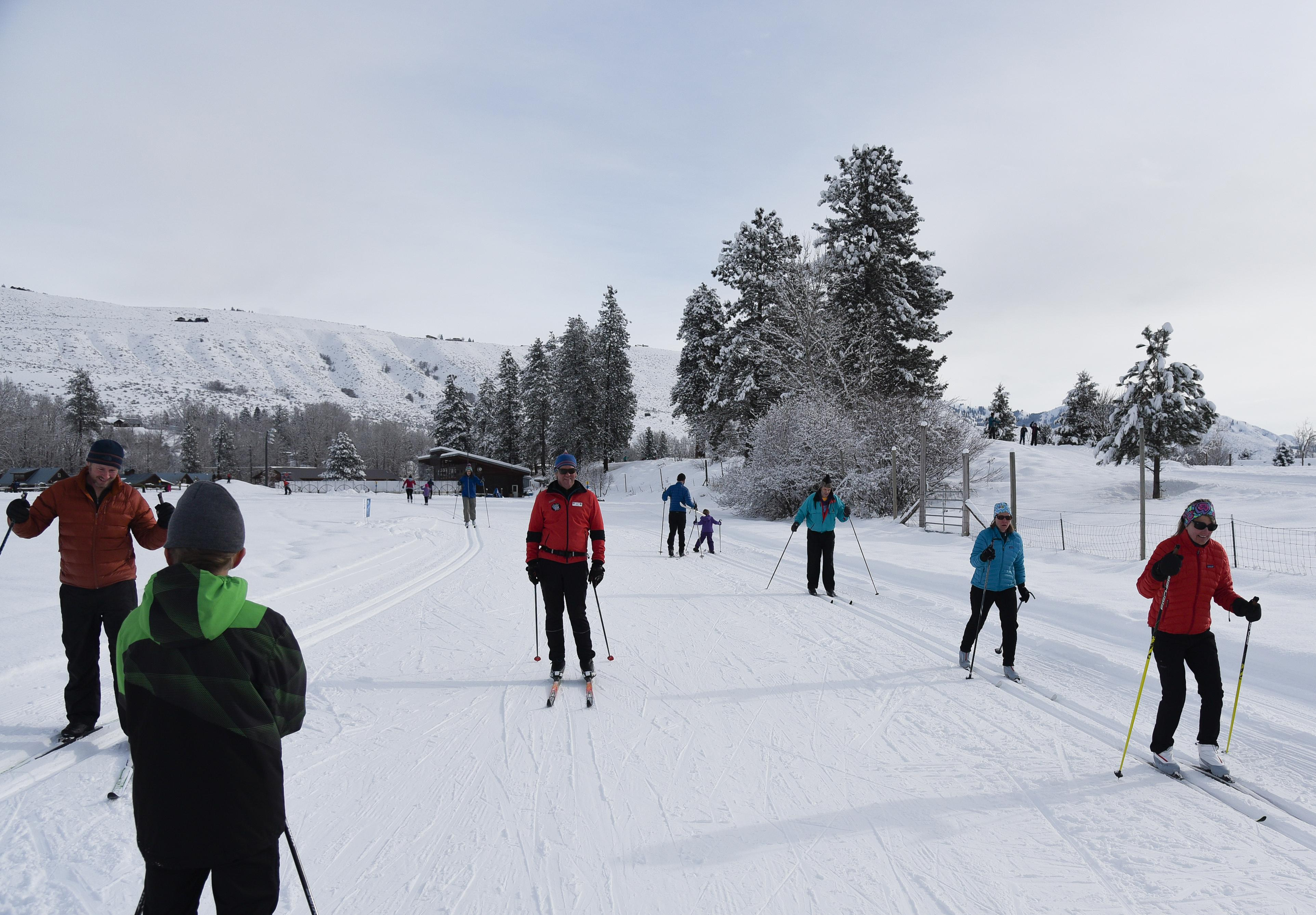 Pros offer tips, tricks for cross-country skiing in the Spokane area   The  Spokesman-Review
