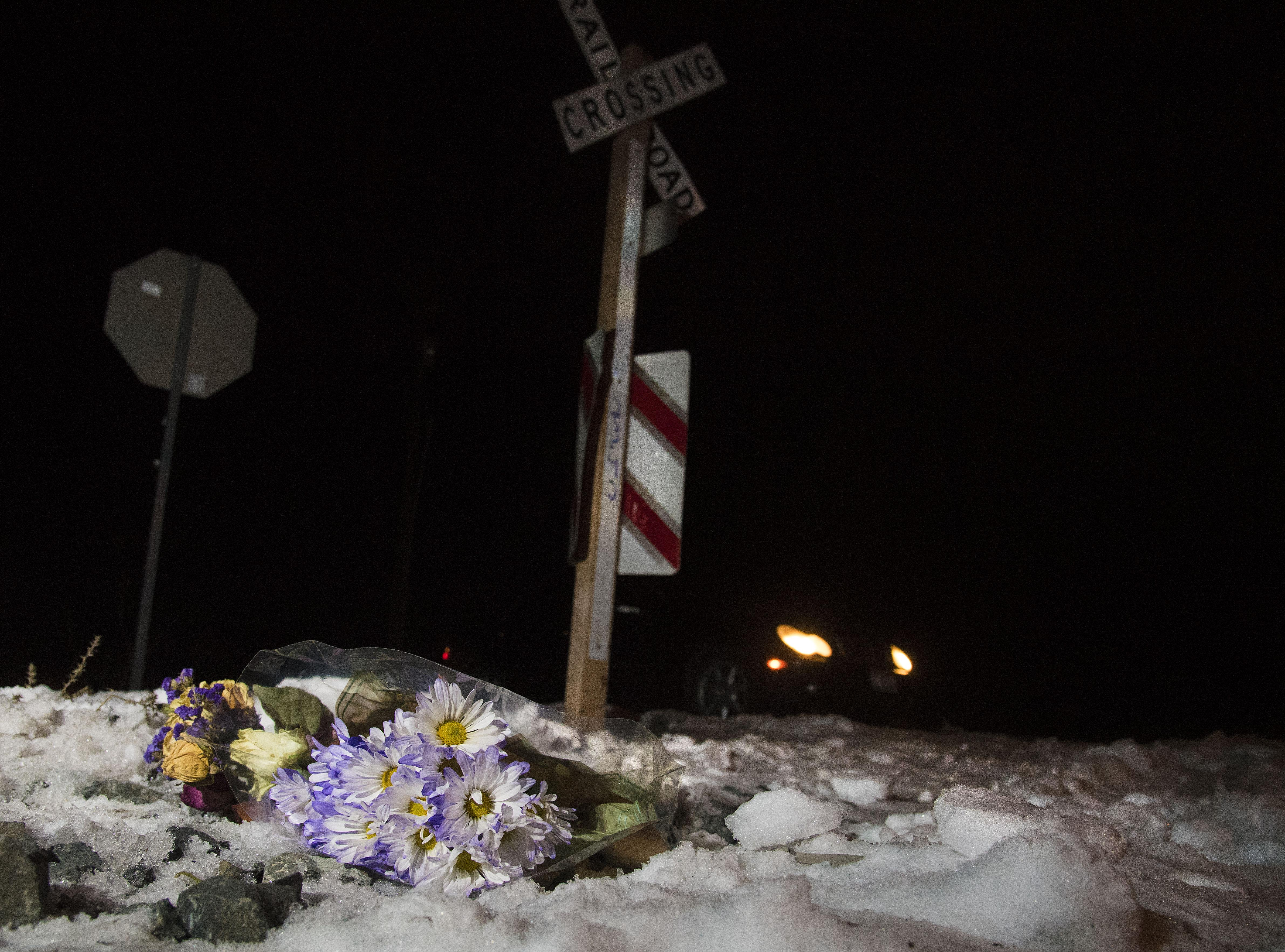 Railroad crossing upgraded year after fatal wreck   The