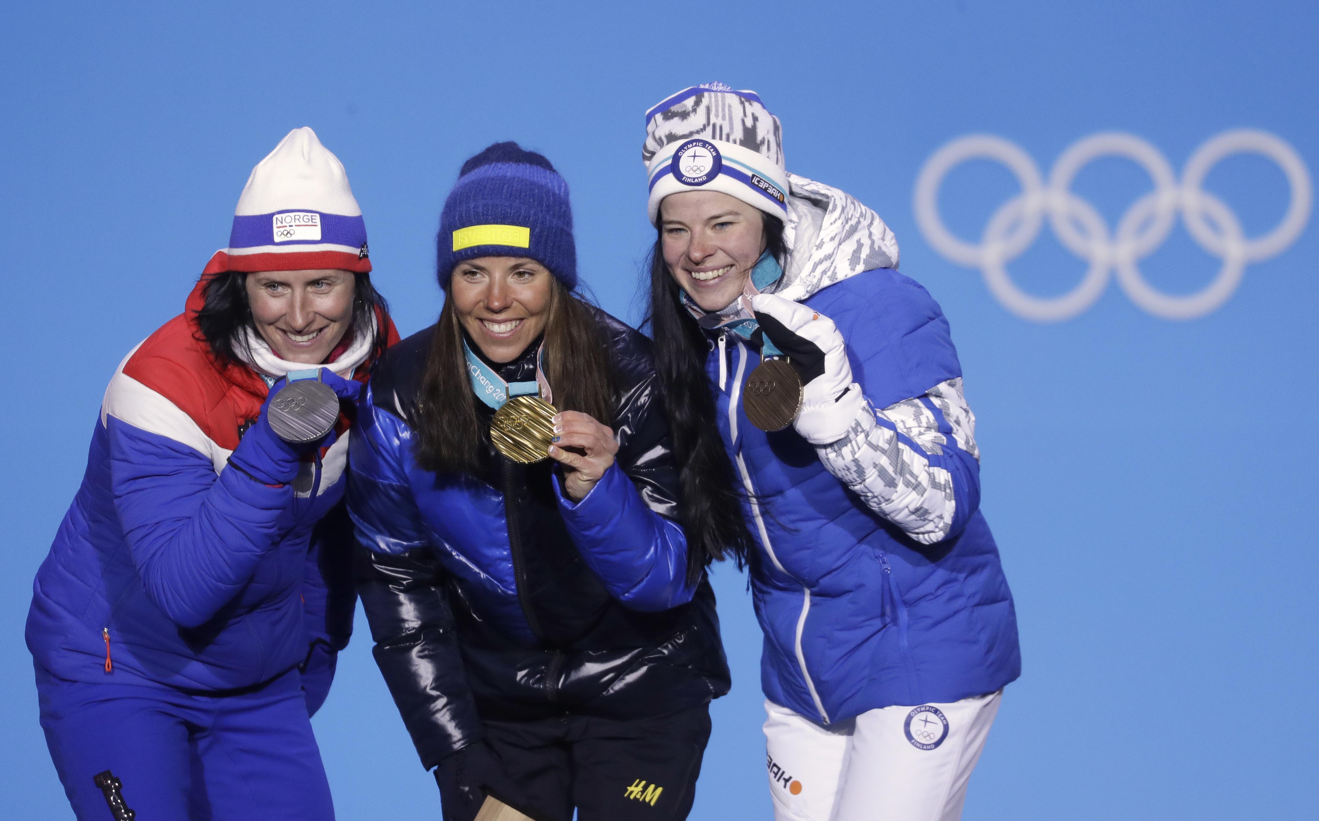 Raisa Smetanina 10 Olympic medals